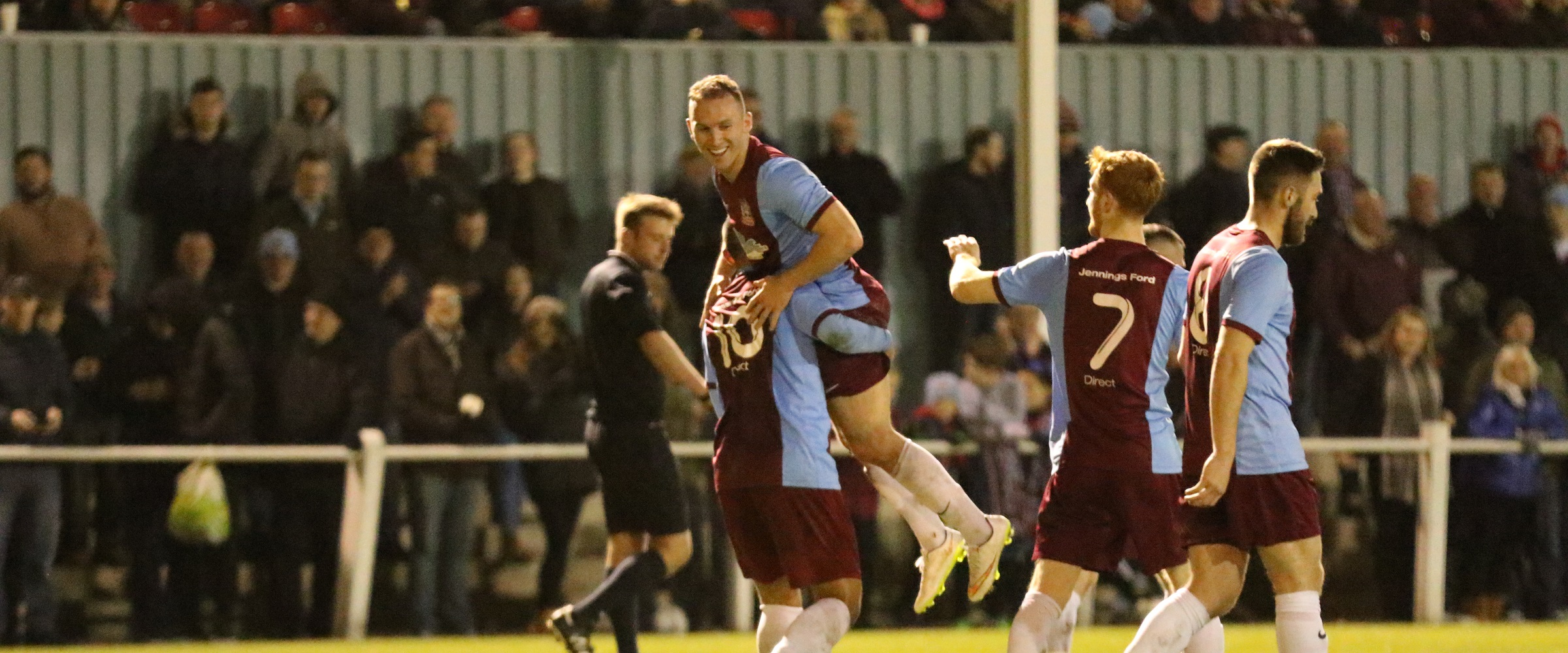 South Shields 4-2 Blyth Town: Four-ley to the rescue for Mariners!