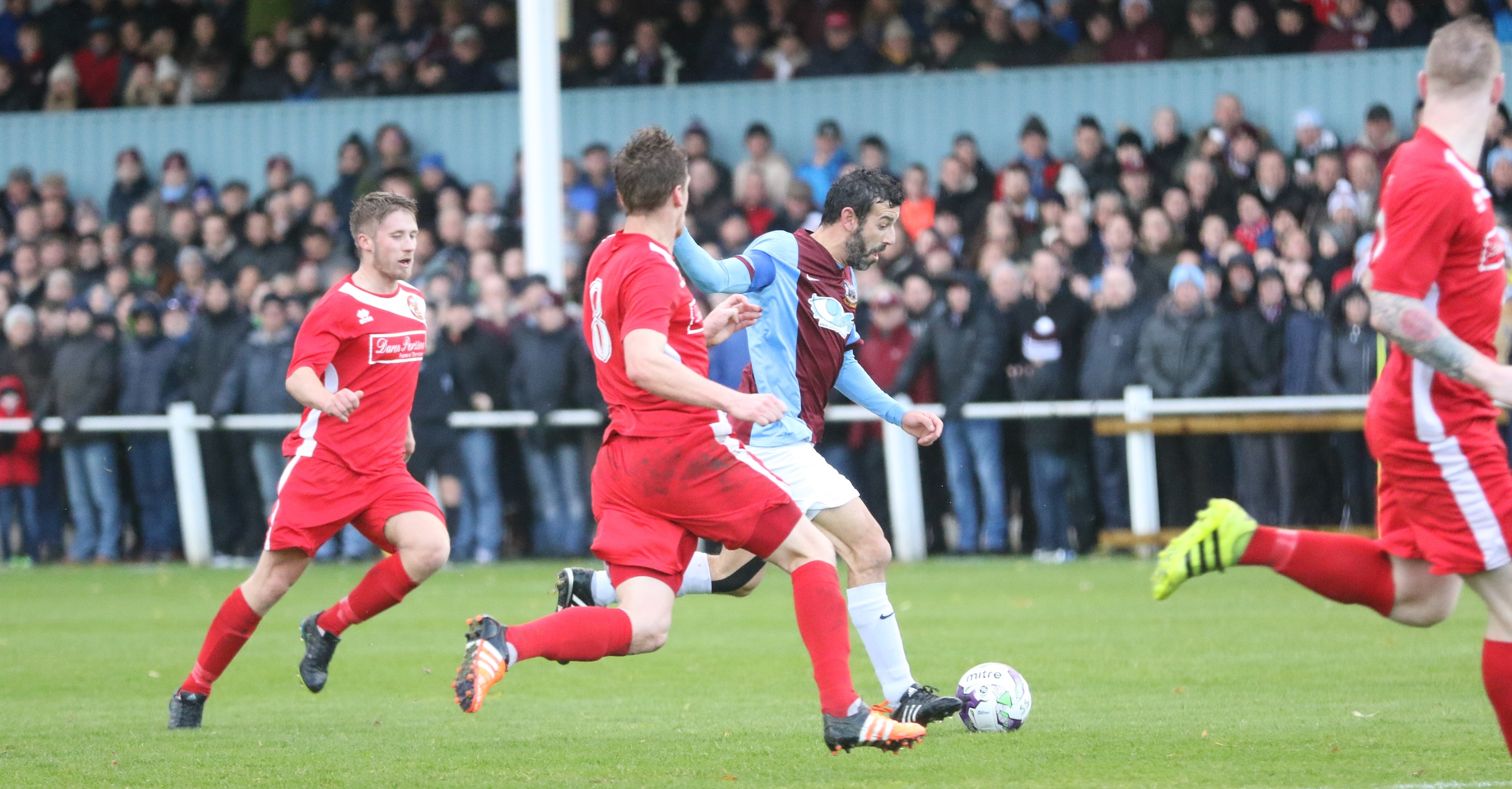 South Shields 0-1 North Shields: Mariners hit by late sucker punch
