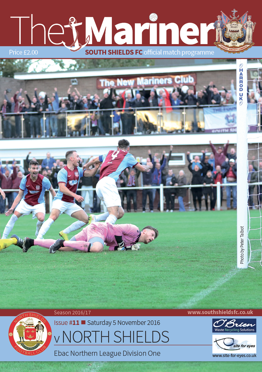 Risultati immagini per south shields fc vs north shields fc