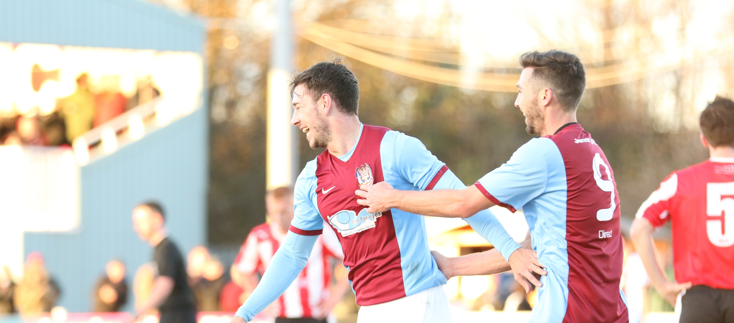 South Shields vs Guisborough Town