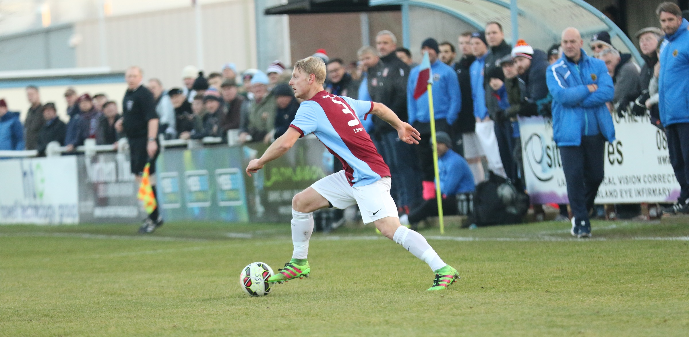 Danny Carson leaves South Shields