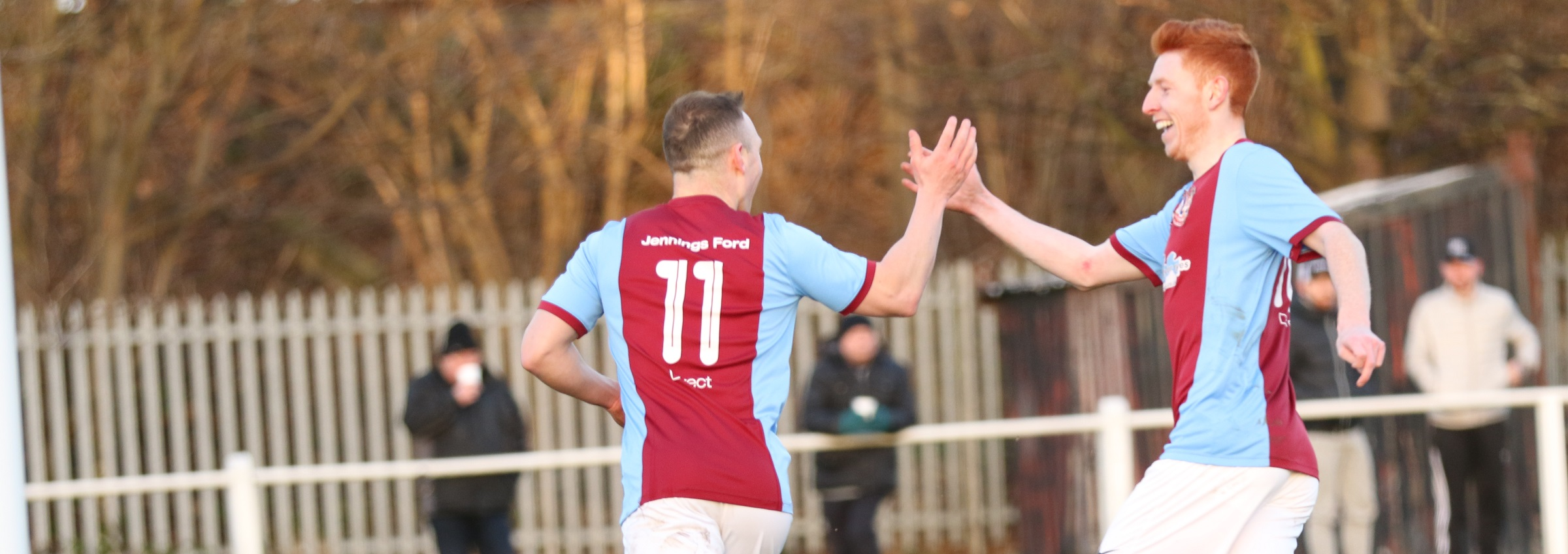 South Shields 4-1 Penrith: Mariners seal Boxing Day win