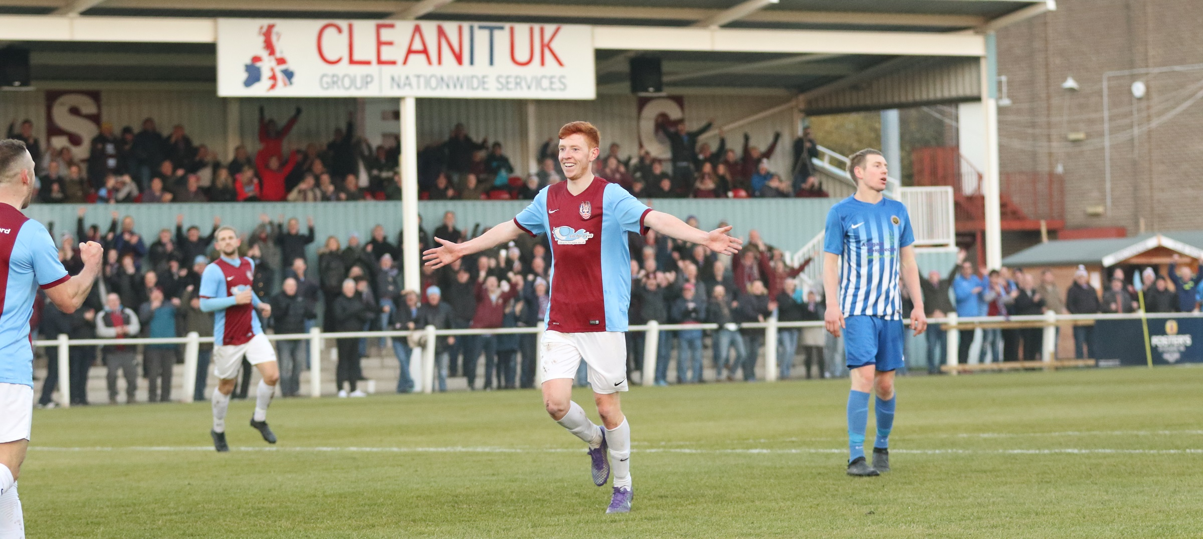 South Shields 3-0 Staveley MW: Mariners into FA Vase fourth round
