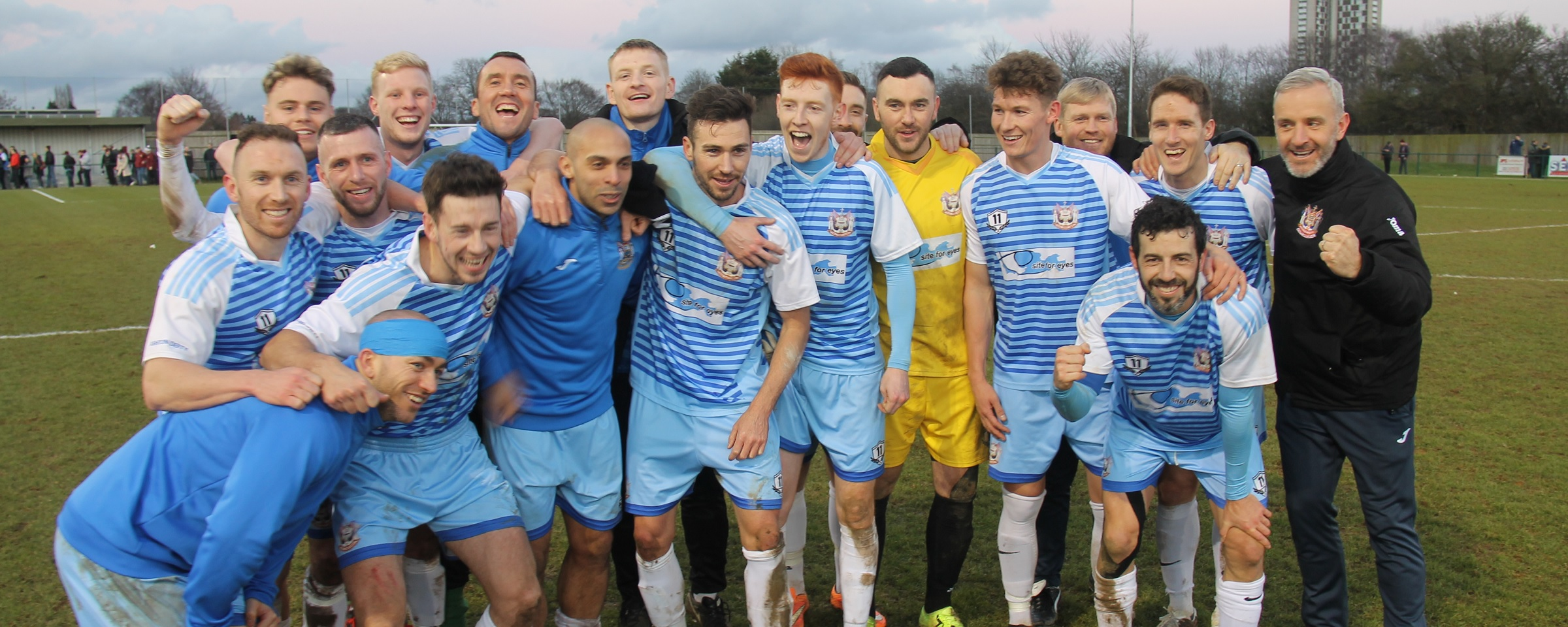 Mariners to host Newport Pagnell in FA Vase quarter-final