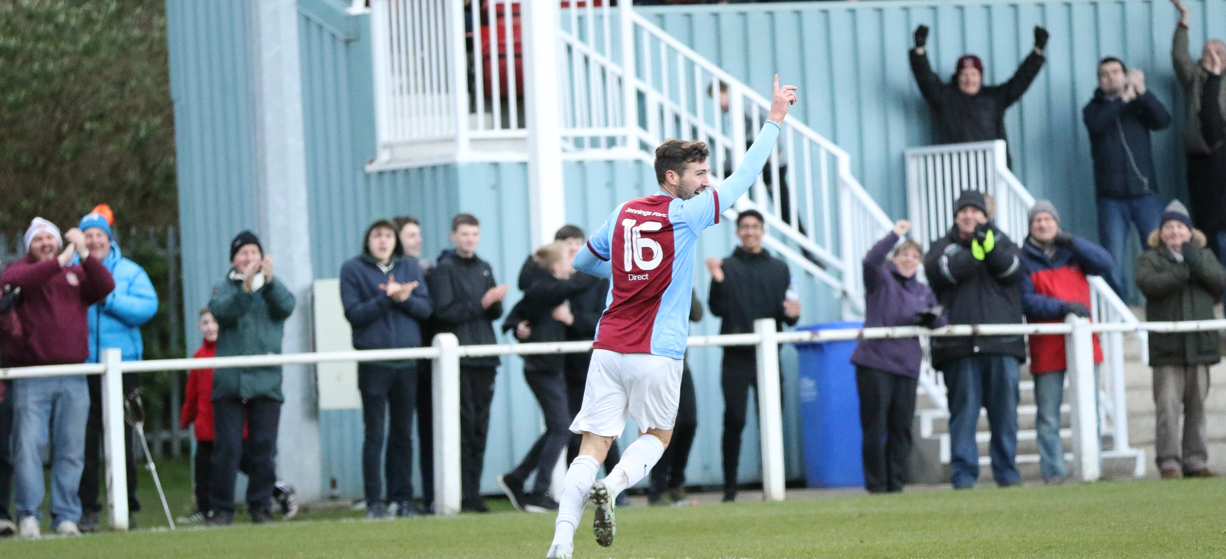 South Shields 2-0 Shildon: Huge win breaks club record