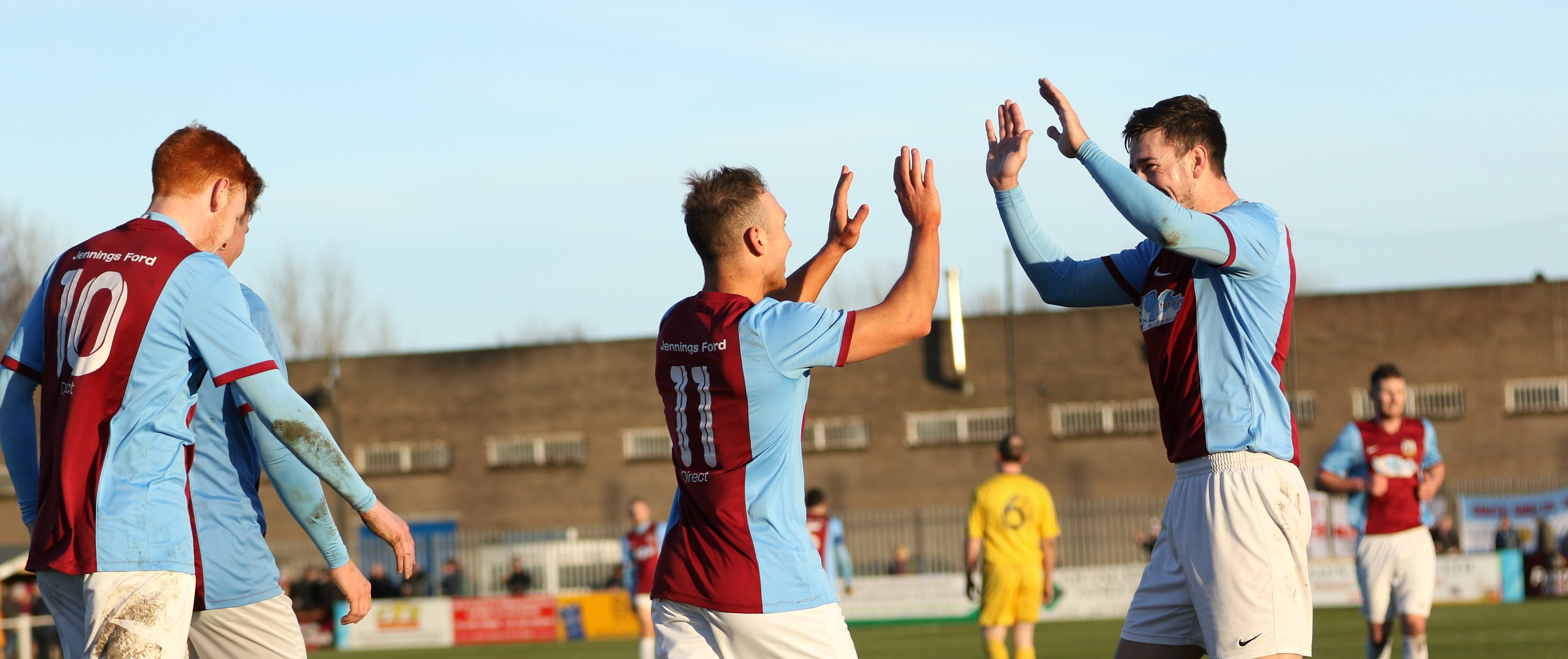 South Shields 5-0 West Auckland Town: Hosts rampant as Foley scores four again