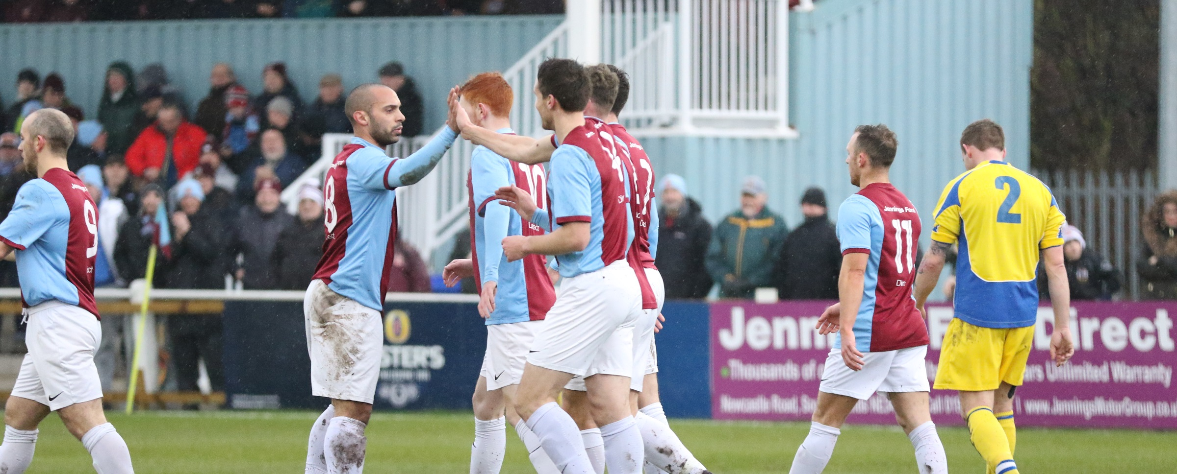 South Shields vs Chester-le-Street Town