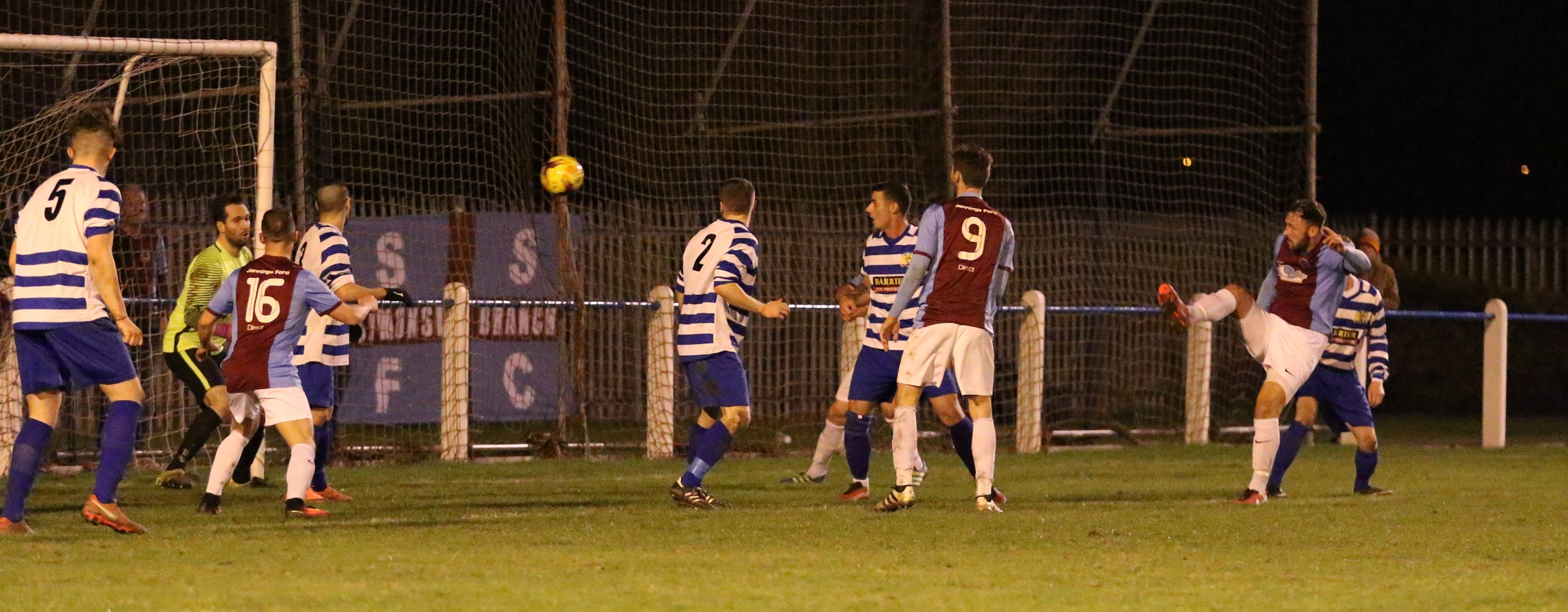 Newcastle Benfield vs South Shields