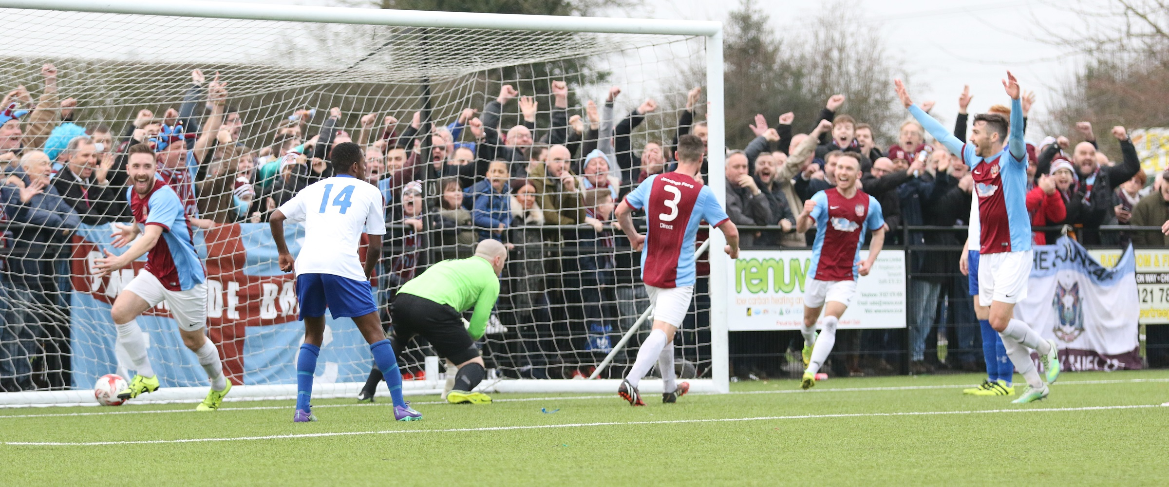 Match Preview: South Shields vs Coleshill Town – second leg