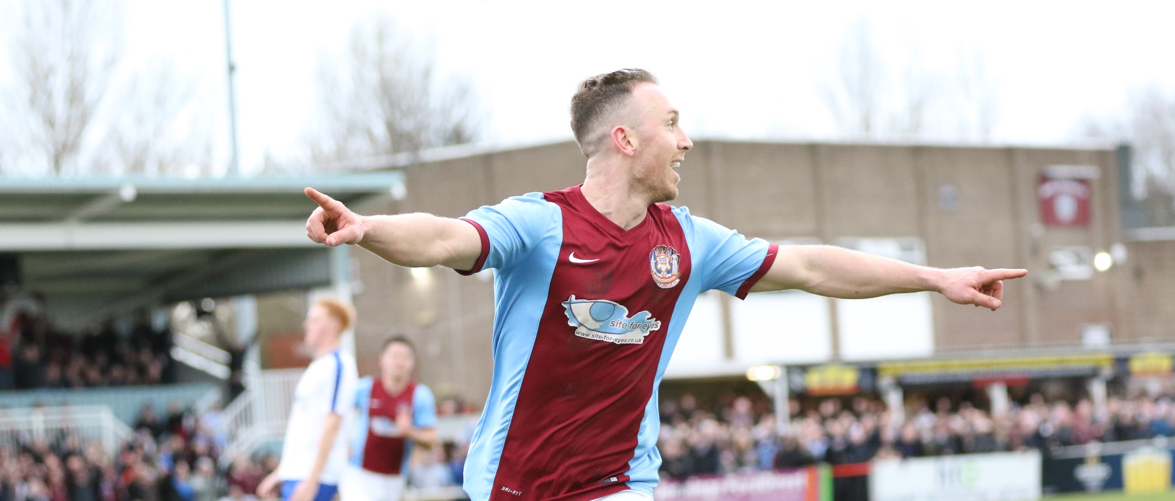 South Shields 4-0 Coleshill Town: Mariners into FA Vase final!