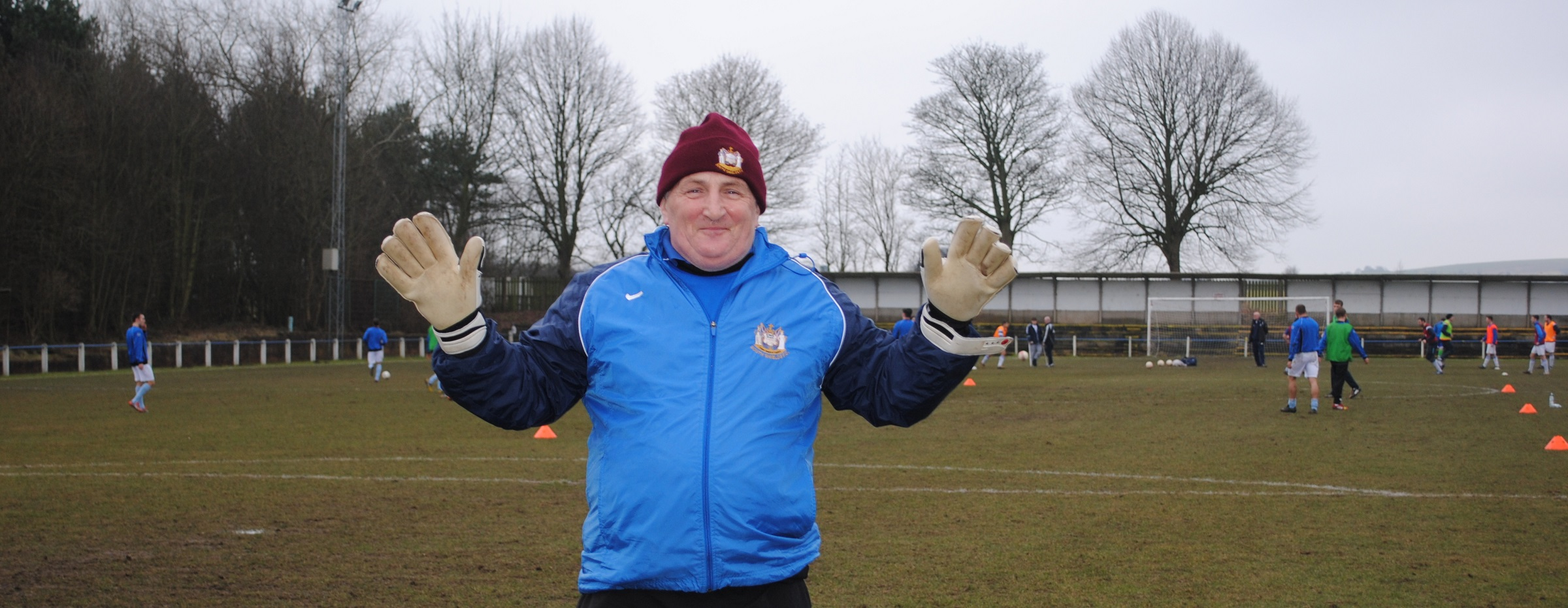 On The Spot: Kitman George McLaughlin takes part in feature
