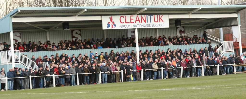 South Shields Fc Extra Tickets For Fa Vase Semi Final Second Leg