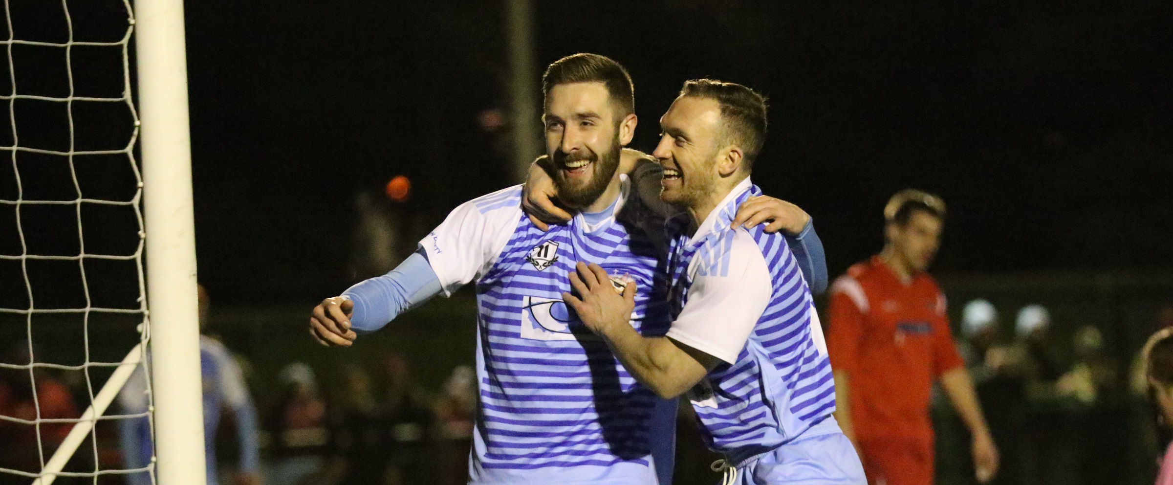 Consett 1-3 South Shields: Mariners reach DCC final