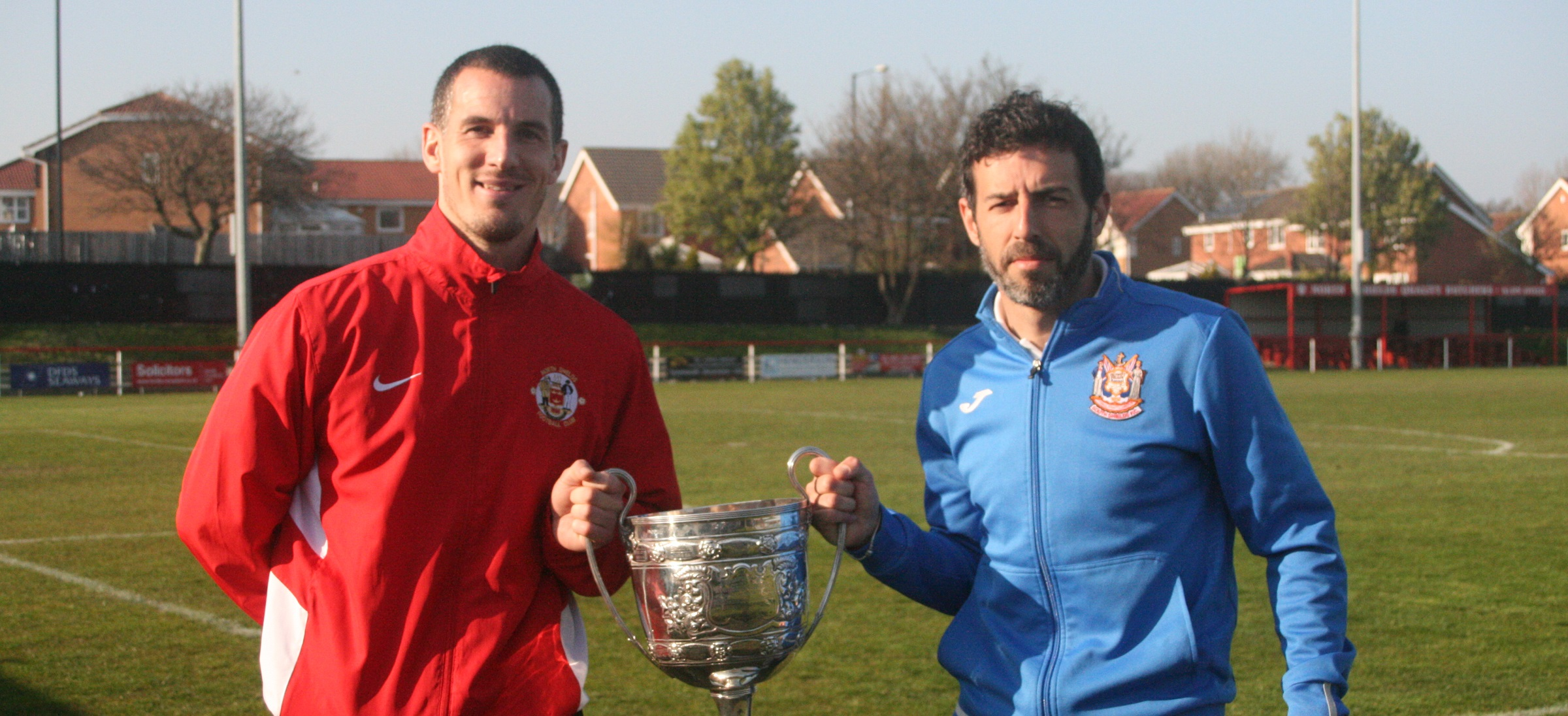 Tickets for League Cup final with North Shields on sale