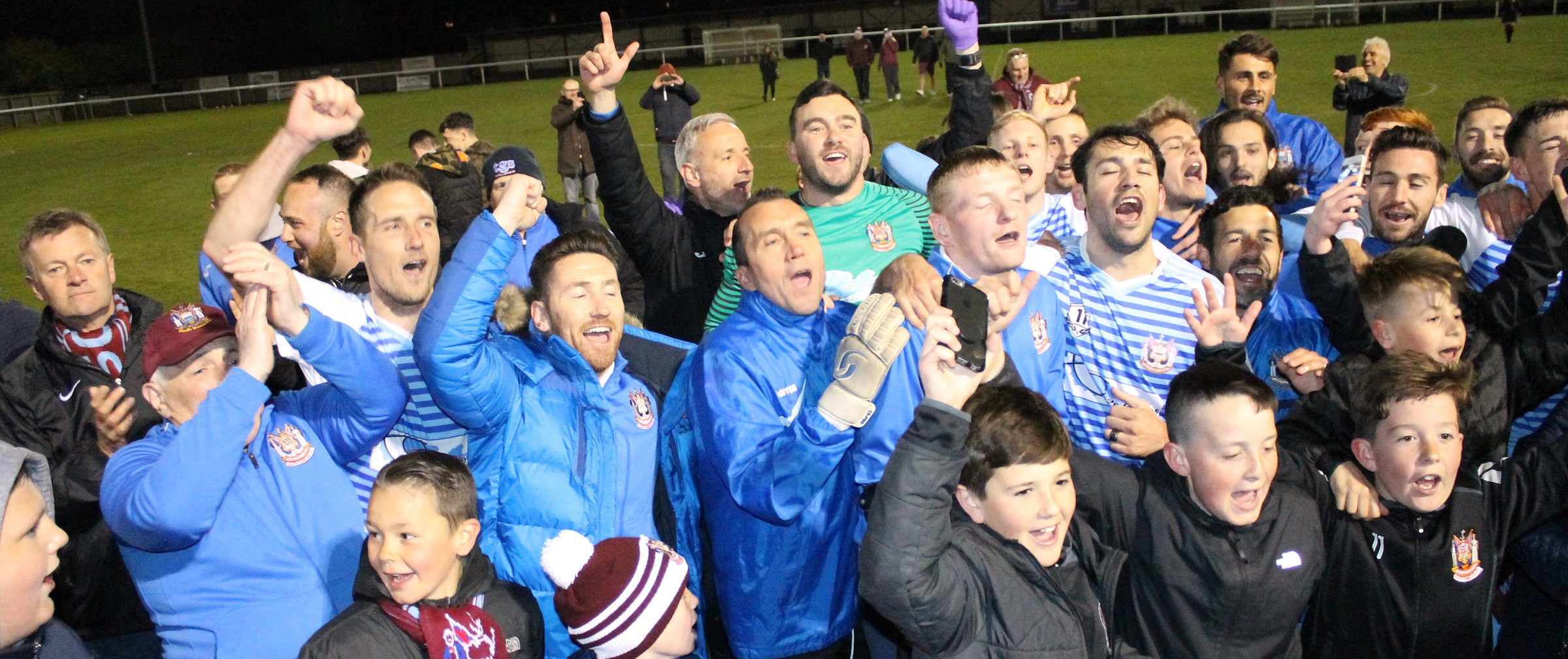 League trophy to be presented after Saturday's game at Guisborough