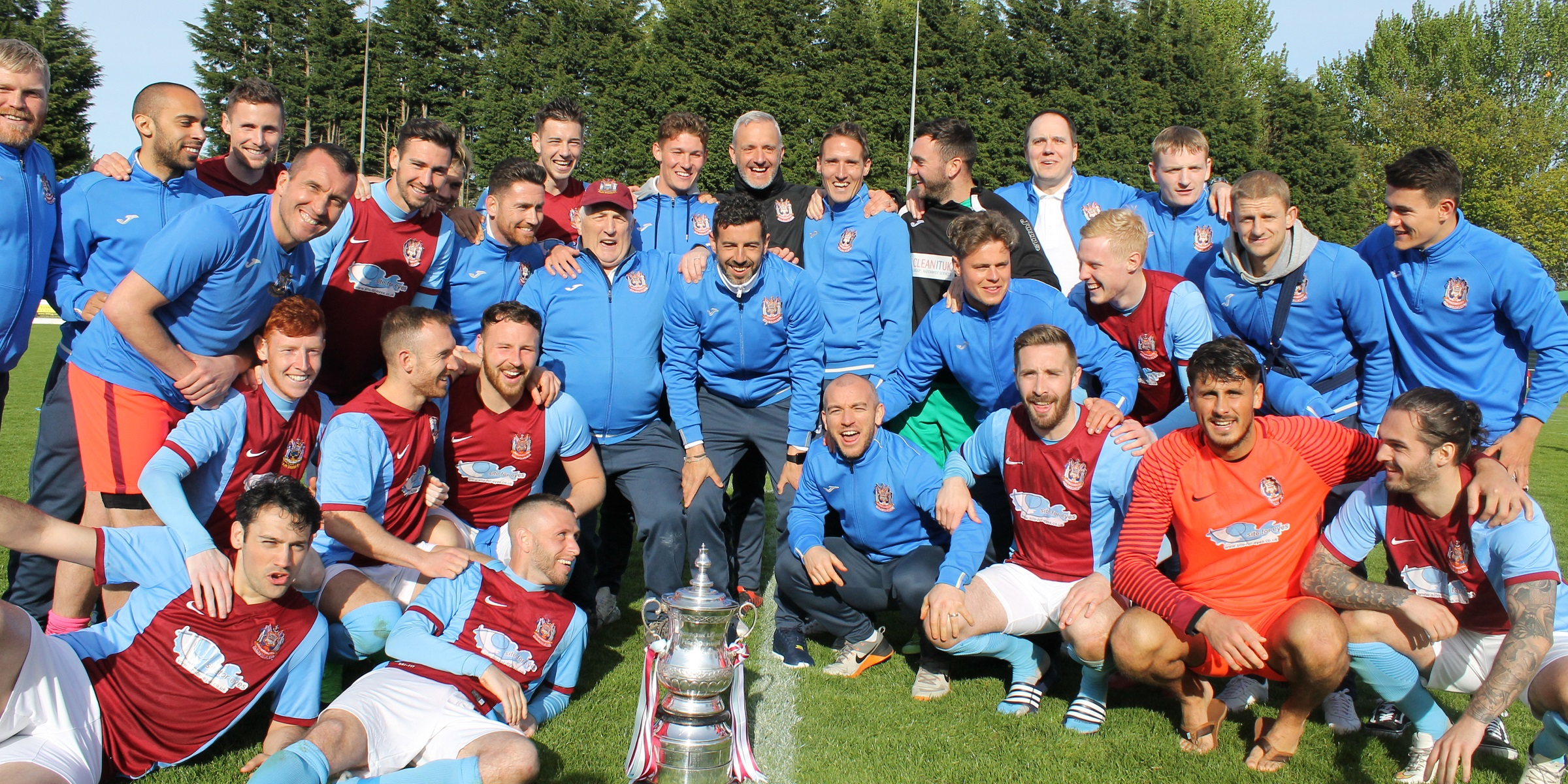 Countdown continues to new Evo-Stik League season