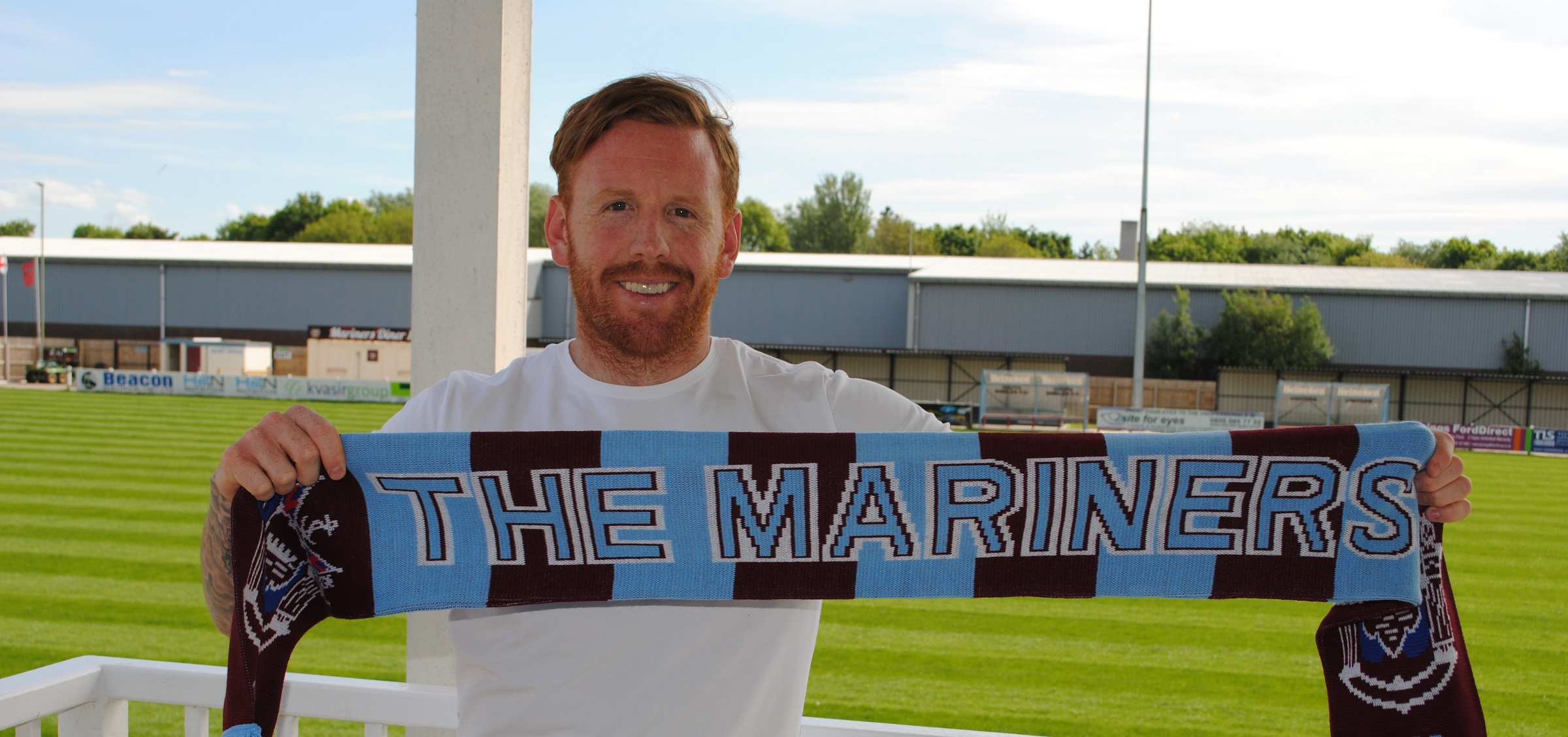 Matty's a Mariner! Former Newcastle midfielder Pattison signs up