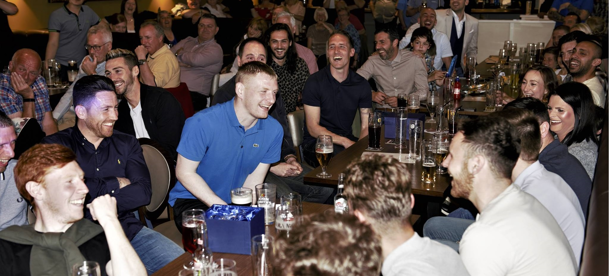 Players' Presentation night: Special season is recognised
