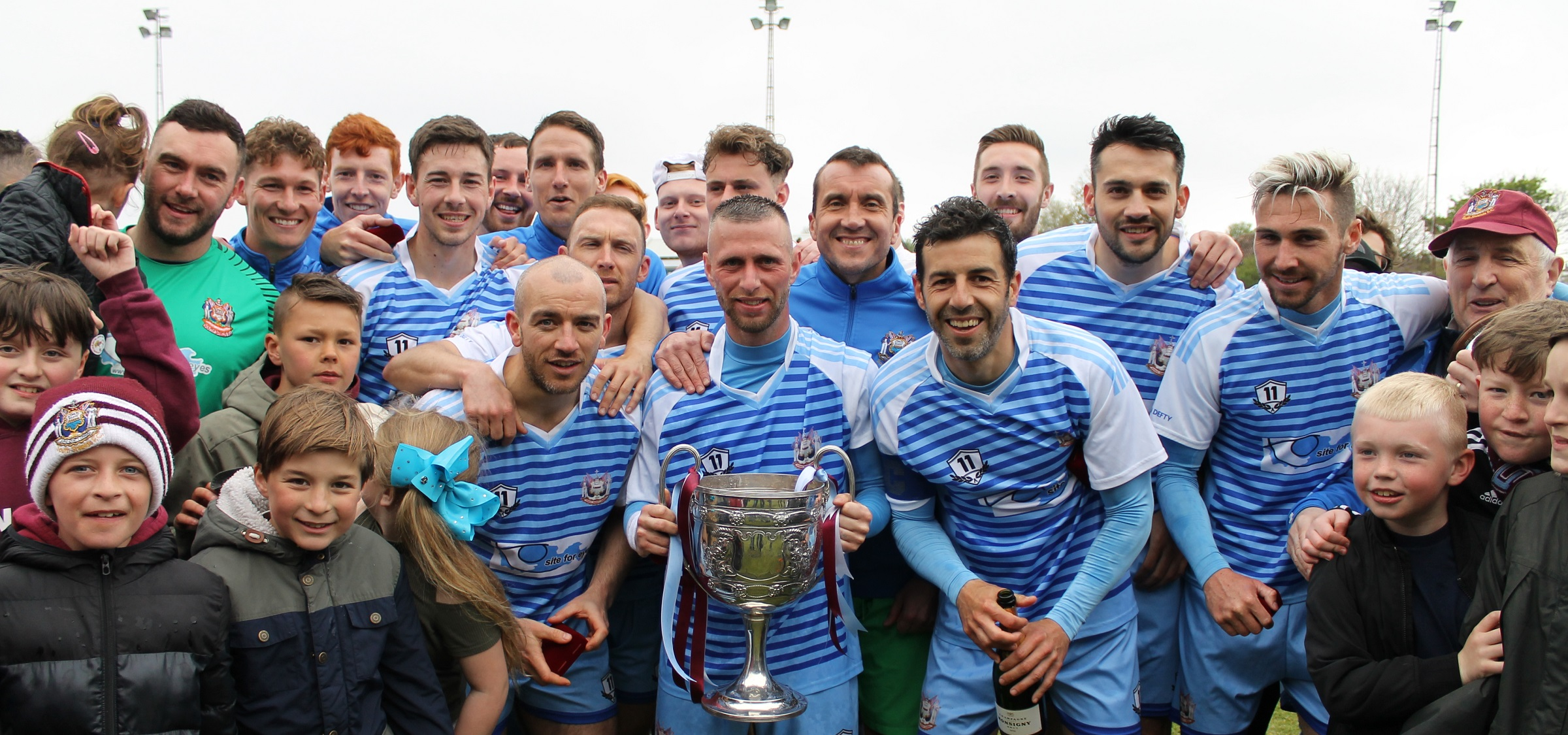 South Shields 5-0 North Shields: Treble sealed in emphatic style