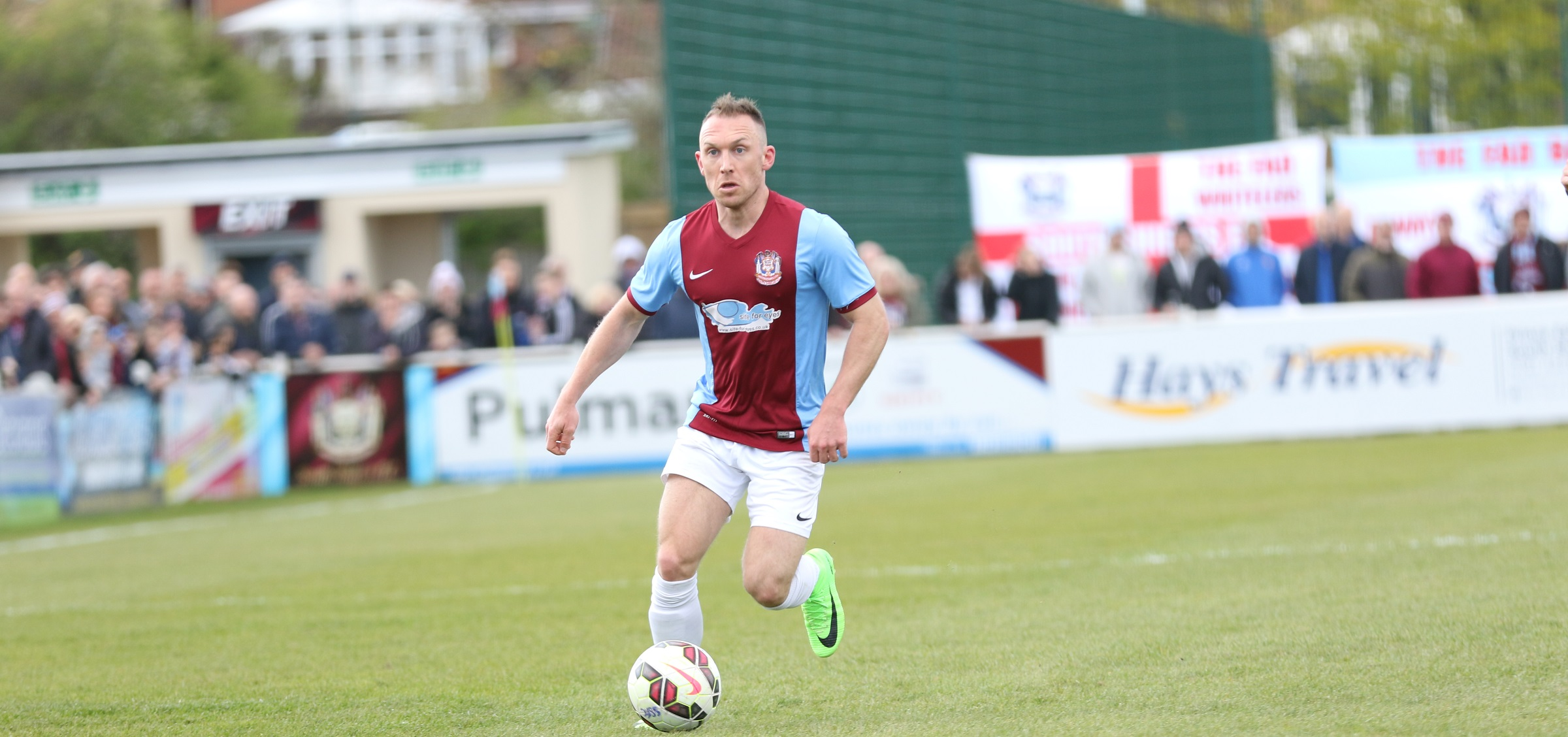 Foley joins Spennymoor after turning down new deal