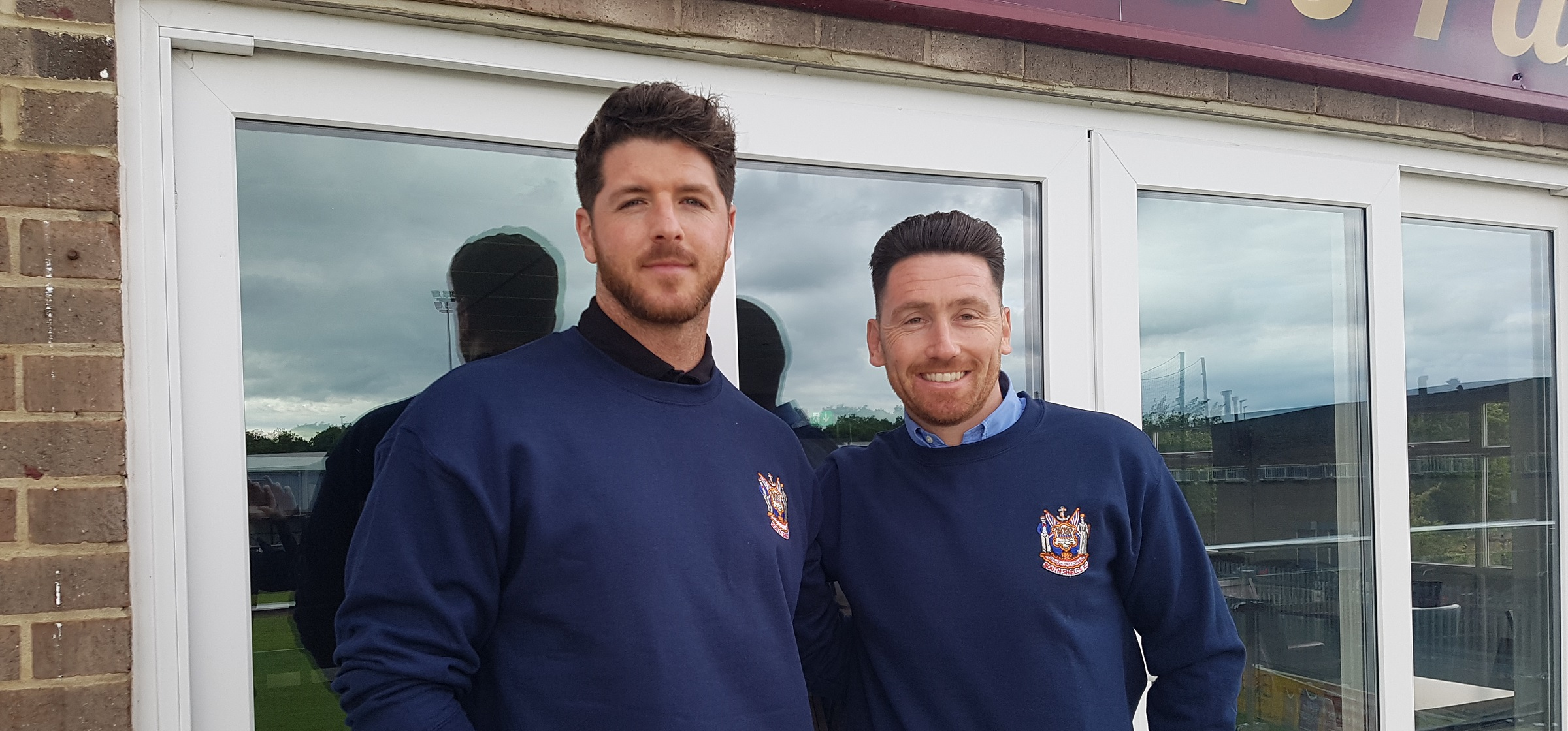 Leepaul Scroggins appointed manager of club's reserves team