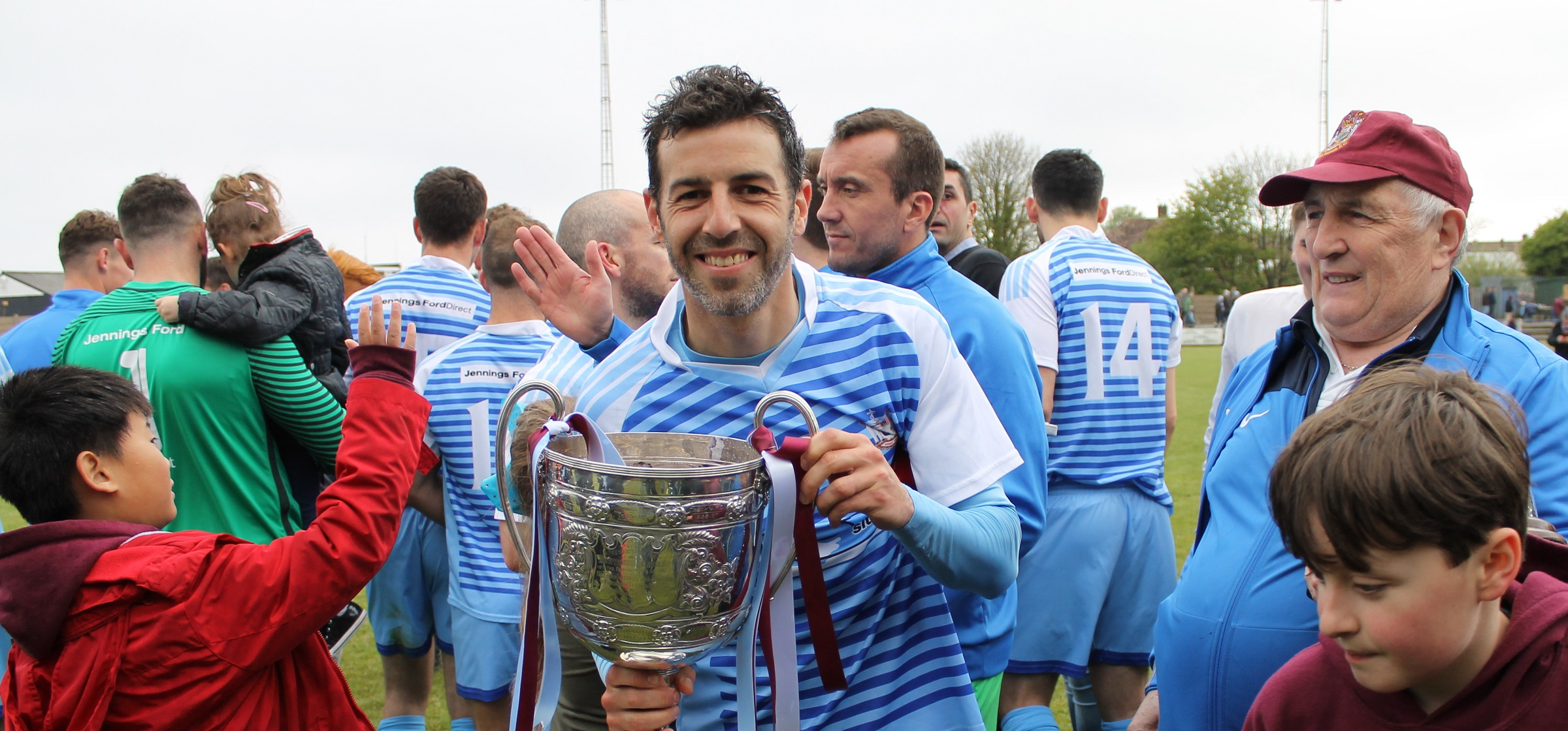 Julio Arca gives extended interview after signing new two-year deal