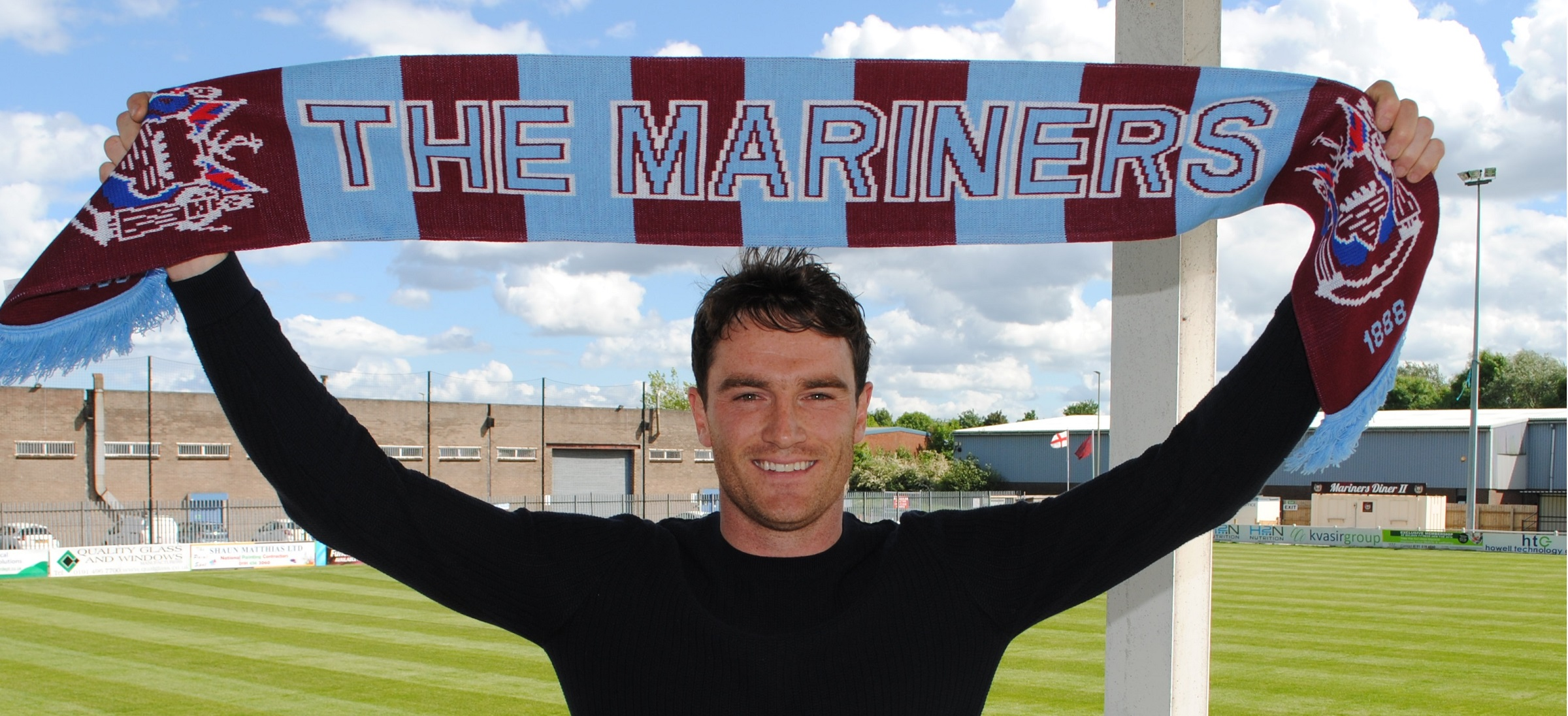 Luke Sullivan speaks after joining SSFC – and answers fan questions!