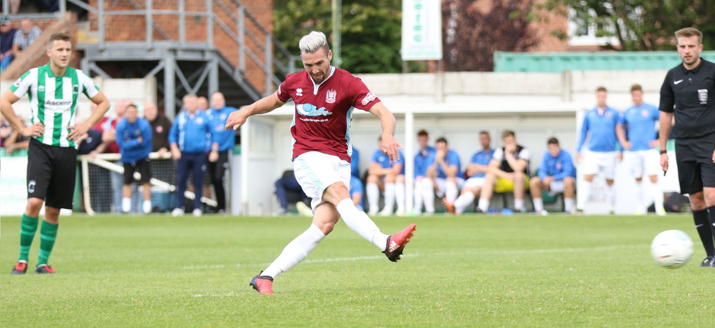Blyth Spartans 2-2 South Shields: Mariners come from two down