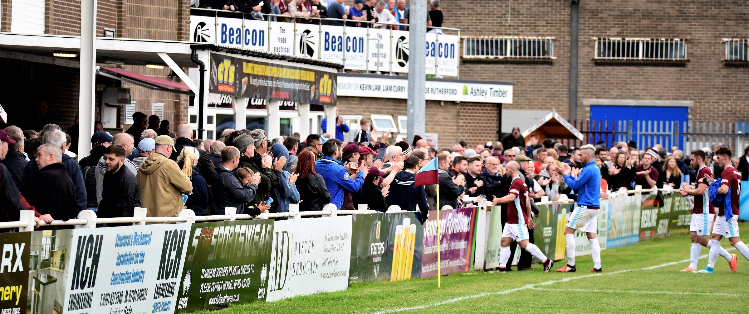 South Shields ready to take on FC United of Manchester