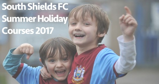Summer holiday coaching courses: Places available now!