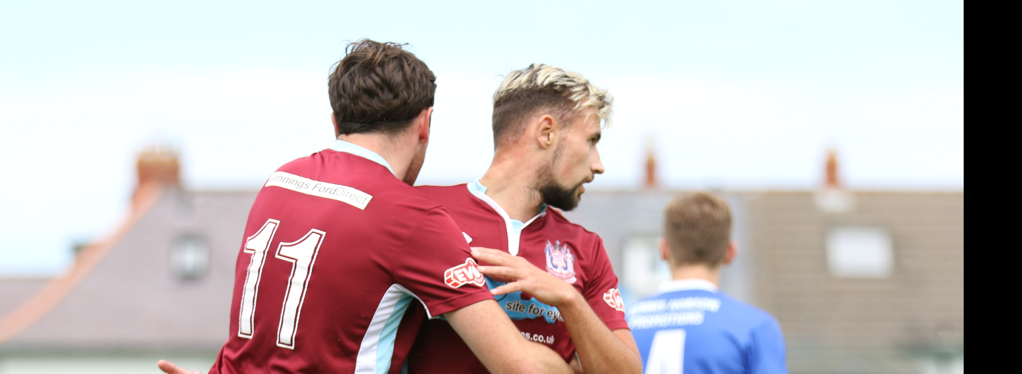 Whitby Town 1-2 South Shields: Mariners win last pre-season friendly