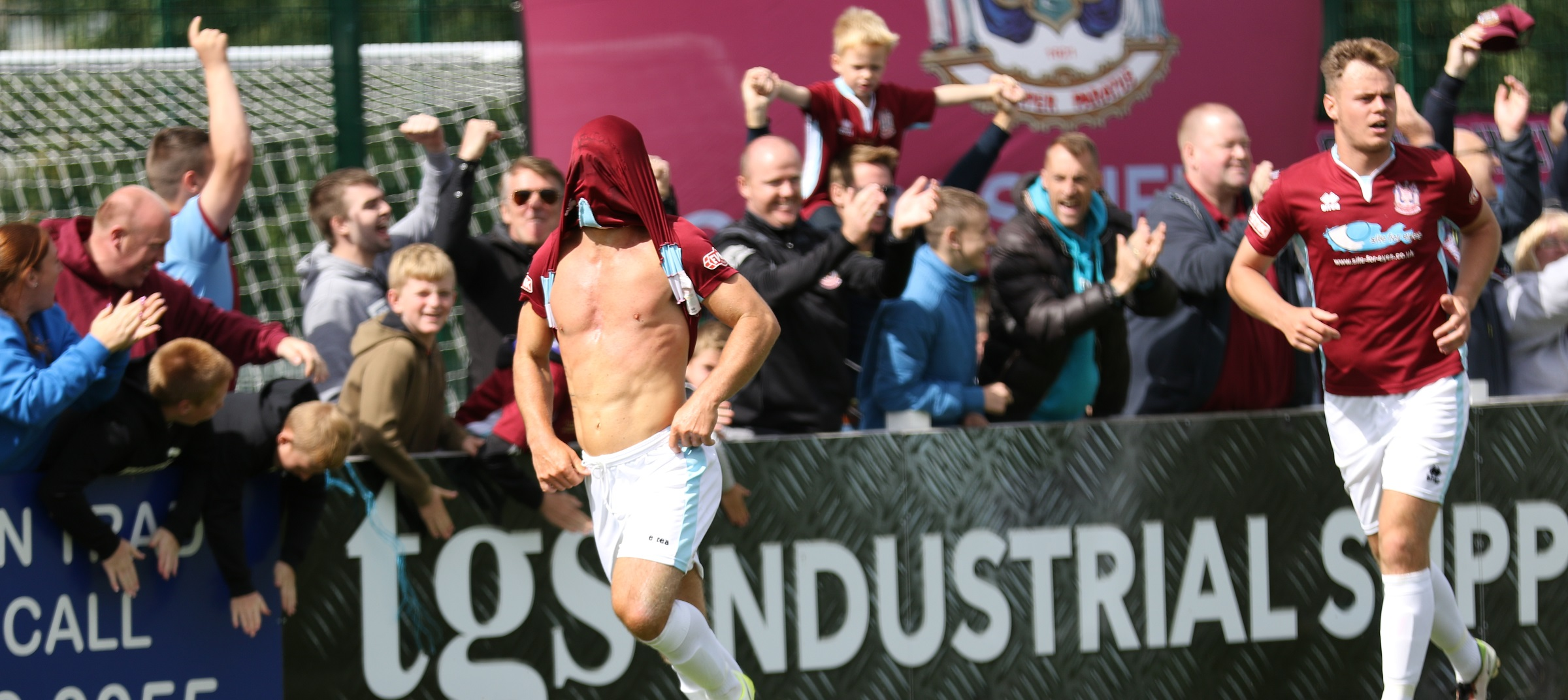 South Shields 3-1 Bridlington Town: Mariners through in Emirates FA Cup