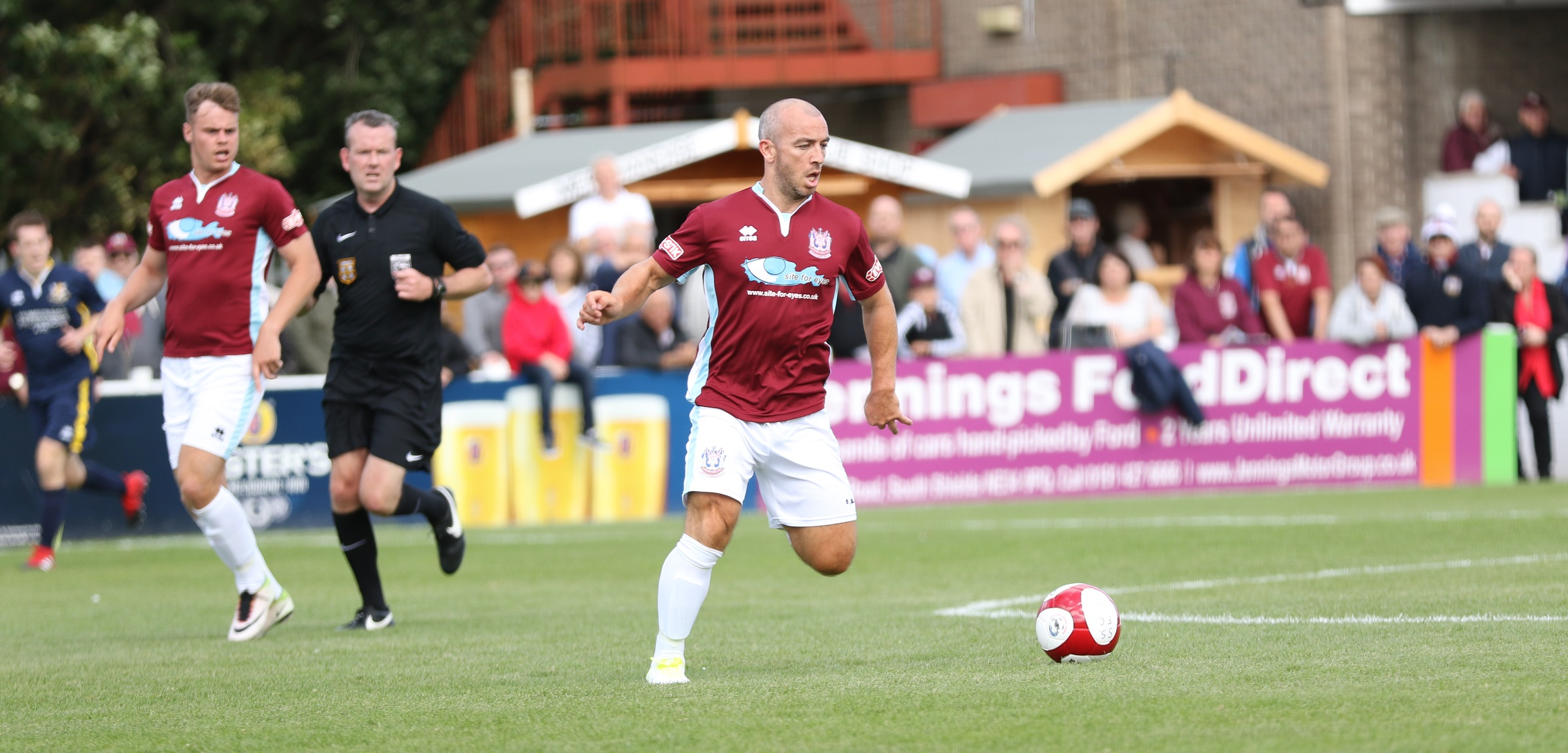 Match Preview: South Shields vs Bamber Bridge
