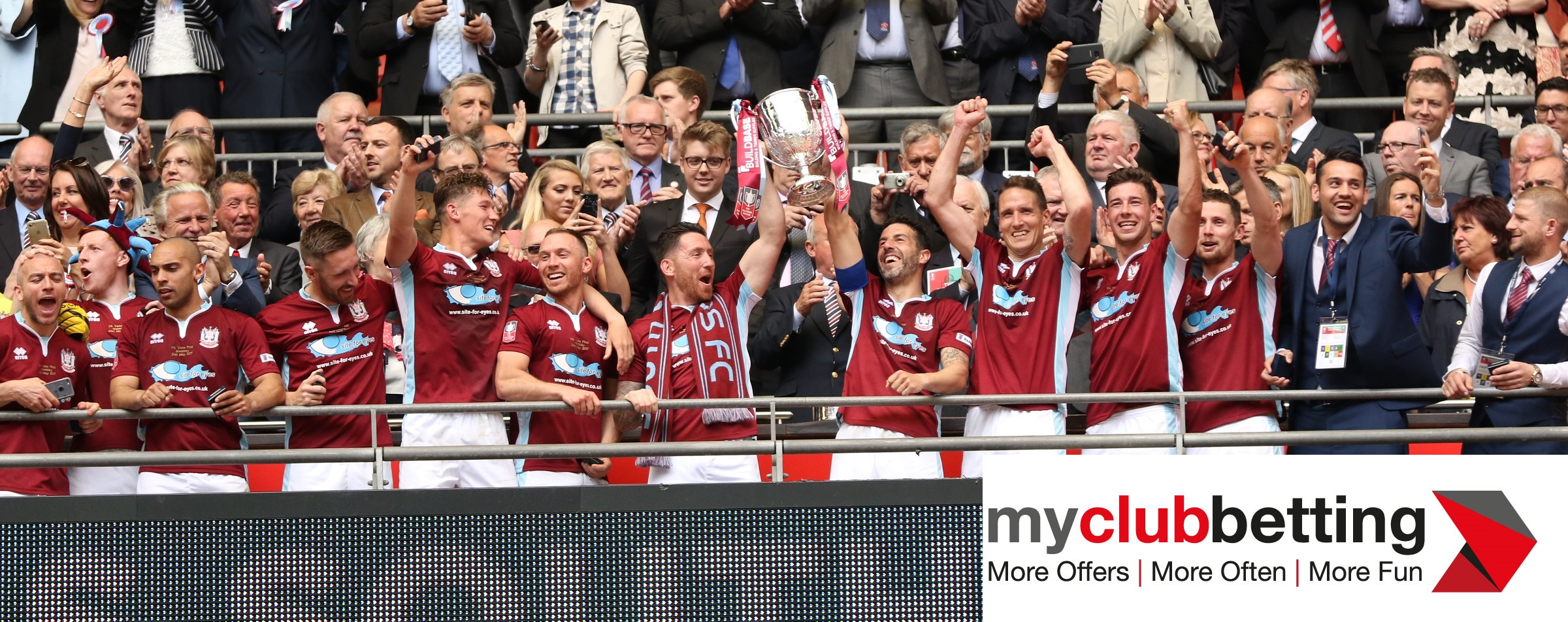Club announces launch of betting site for SSFC supporters