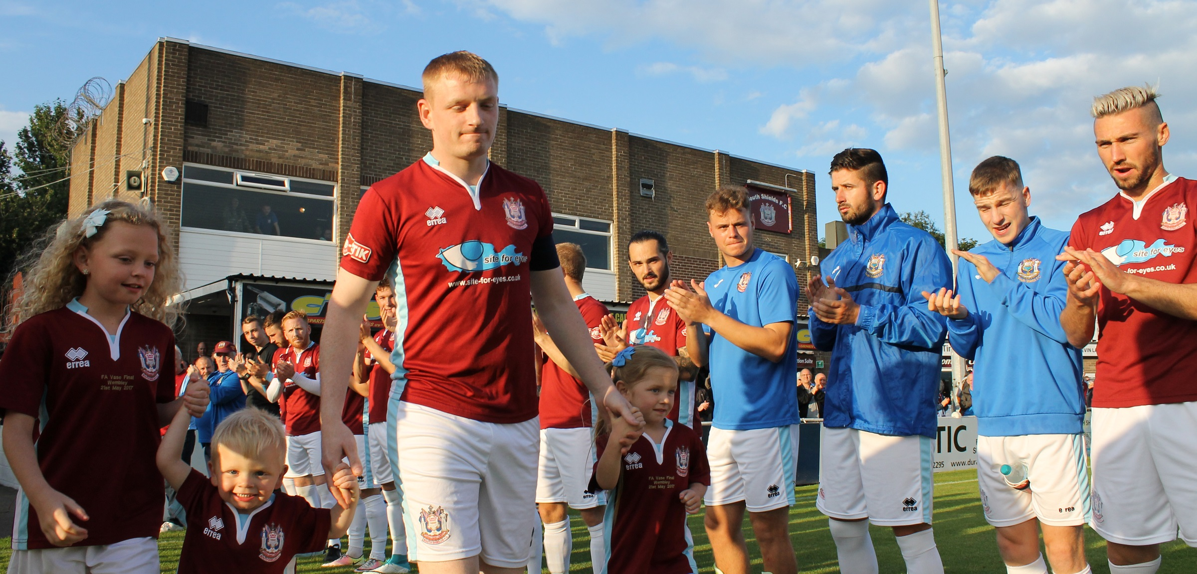 Stephen Ramsey's pride after testimonial honour at Mariners Park
