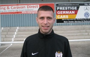 Barrie Smith's first profile picture as an SSFC player, in 2010.