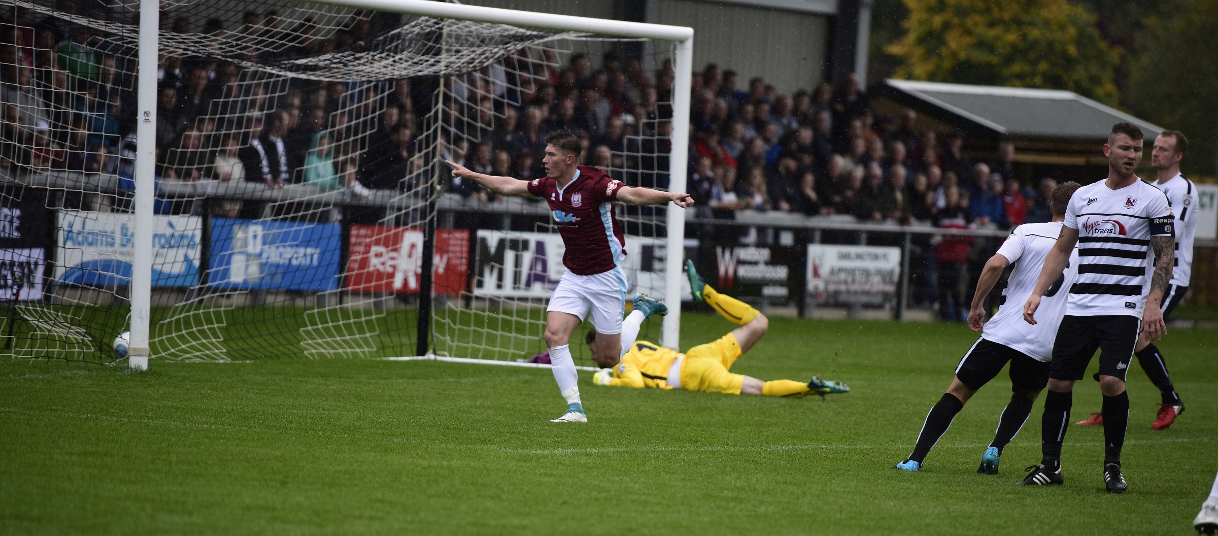 Match Preview: South Shields vs Clitheroe, EVO-STIK North