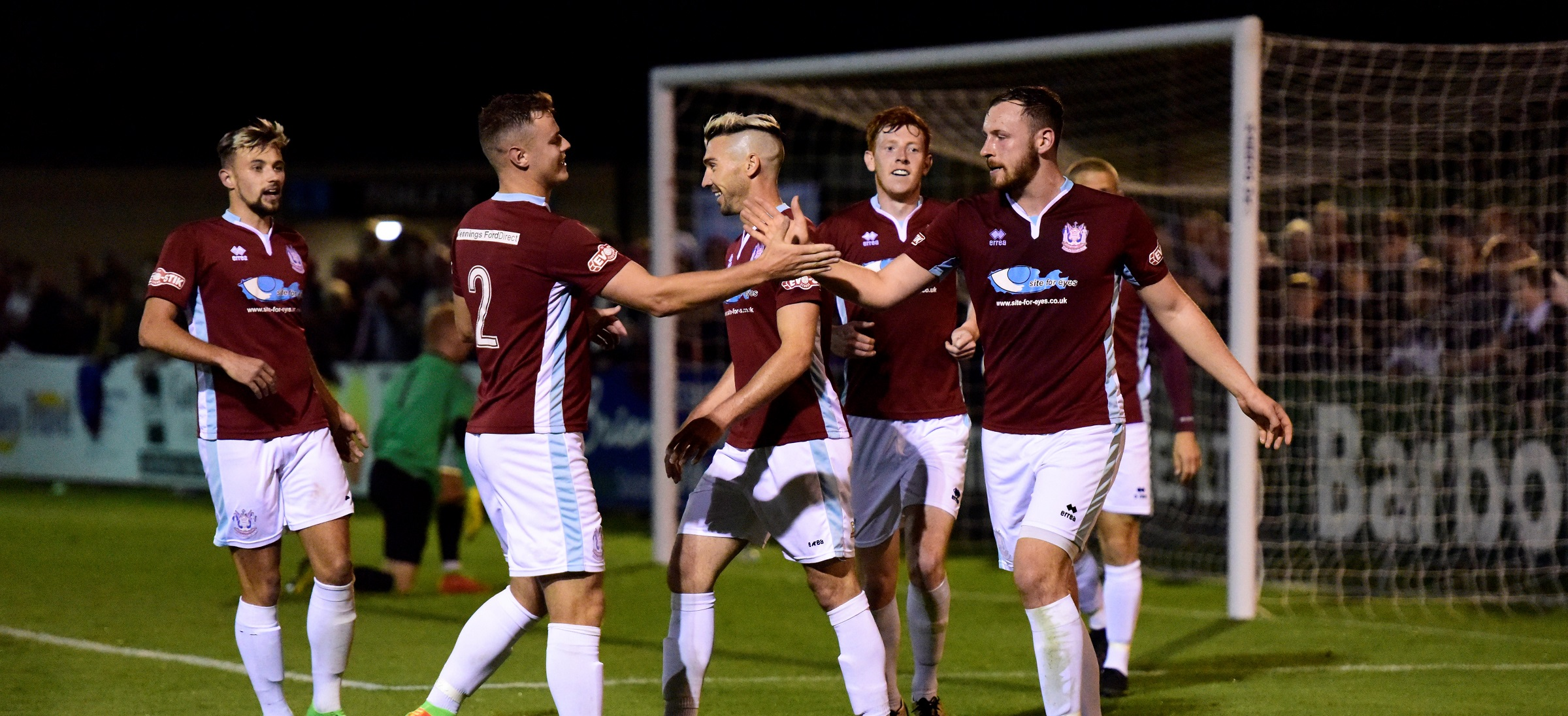Ticket Alert: South Shields vs York City, Emirates FA Cup
