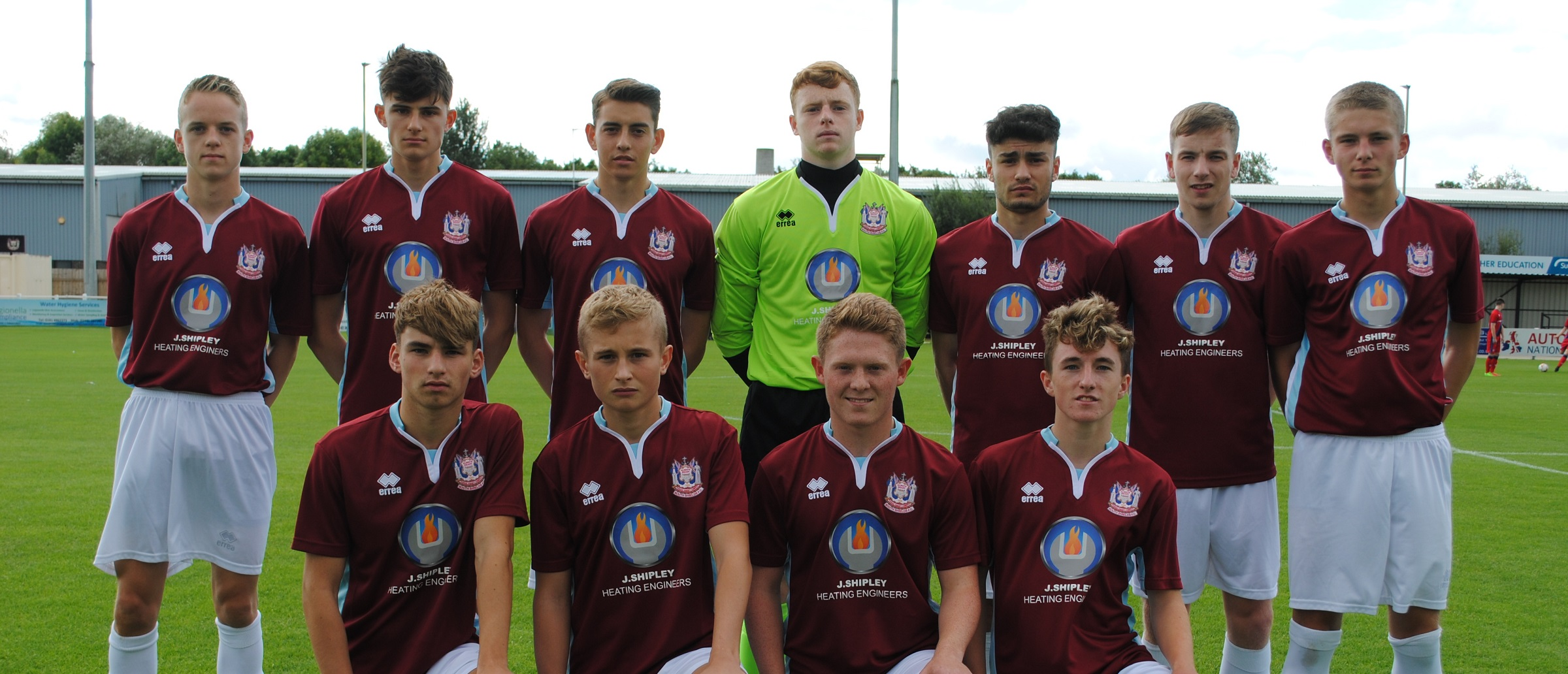 SSFC Academy move to top of league with derby win over Gateshead