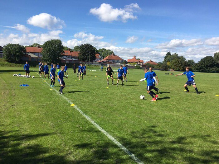 SSFC Academy set for first taste of competitive action at Mariners Park