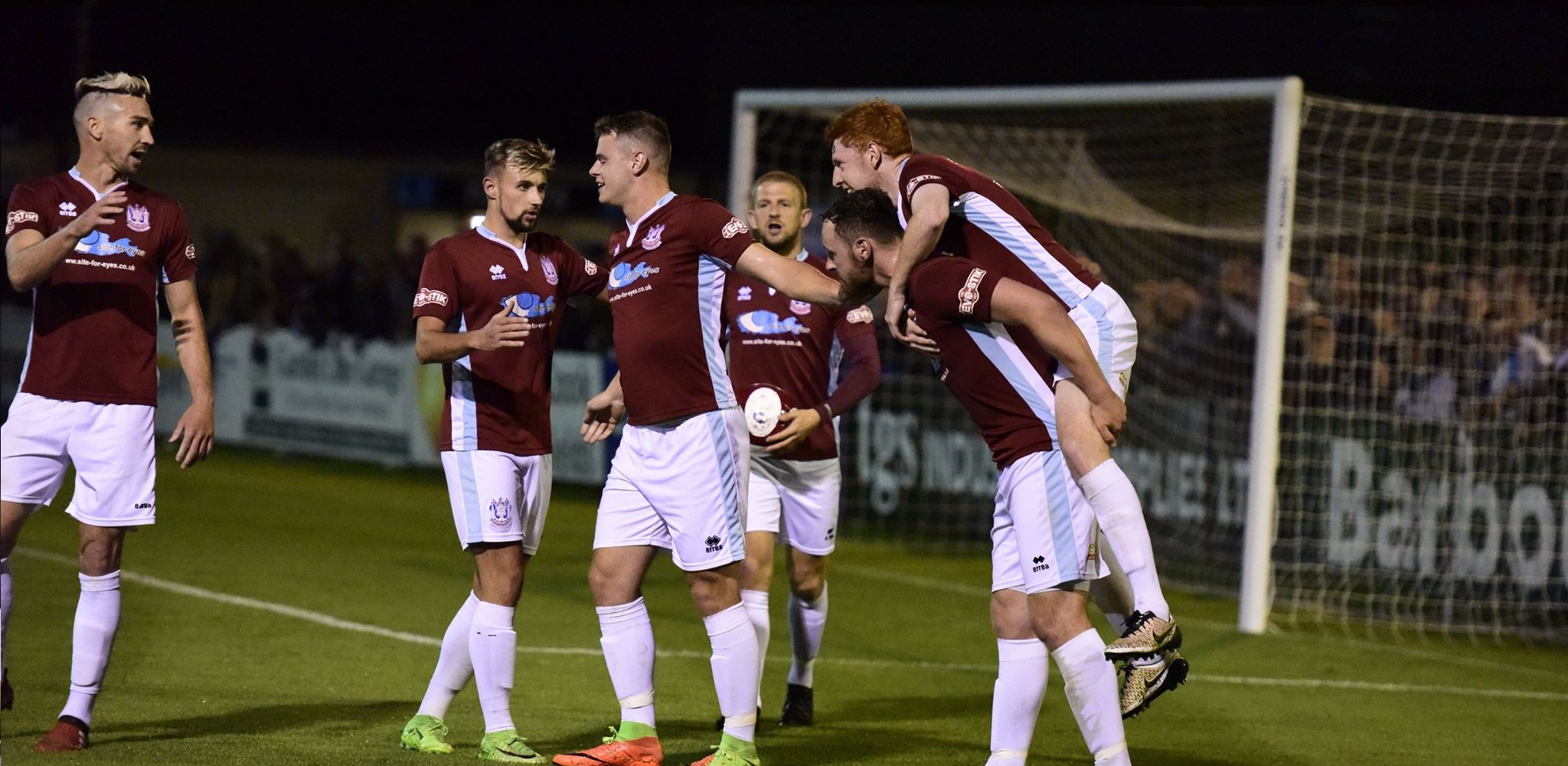 South Shields vs Ossett Albion