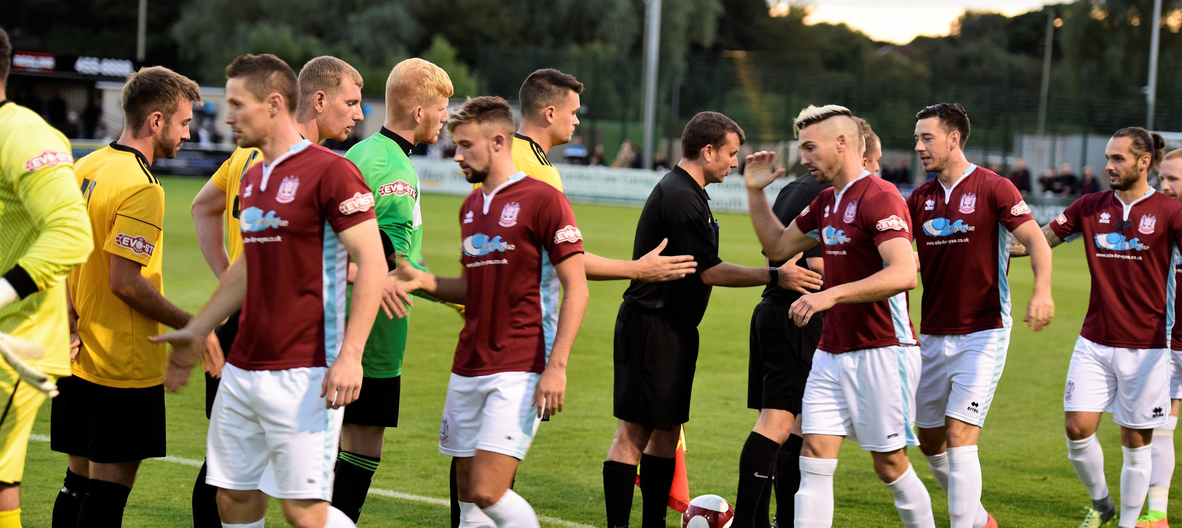 TICKET ALERT: Darlington vs South Shields, Emirates FA Cup