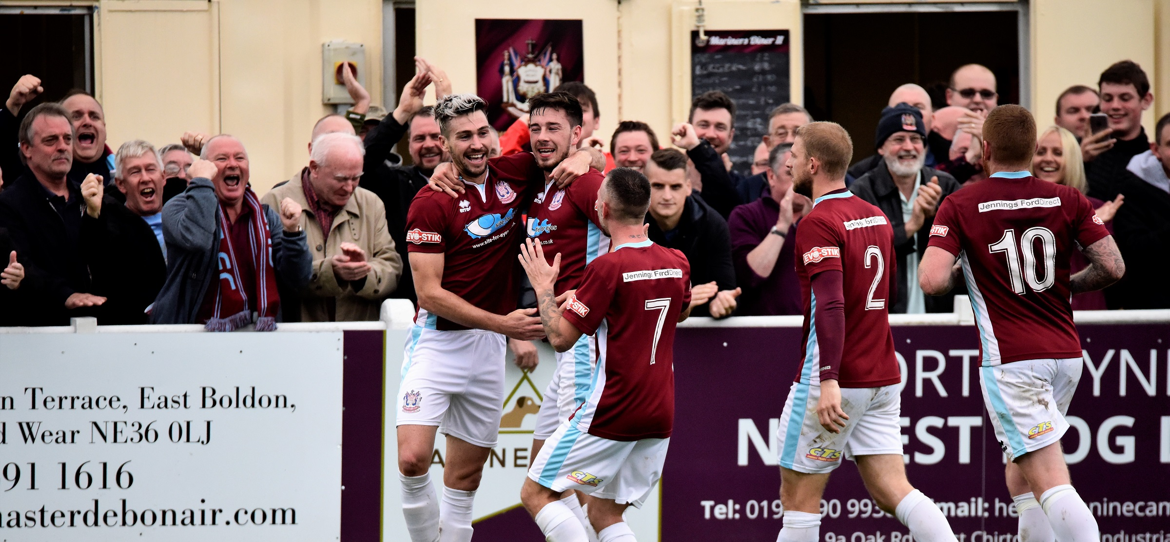 Match Preview: South Shields vs Droylsden, EVO-STIK North