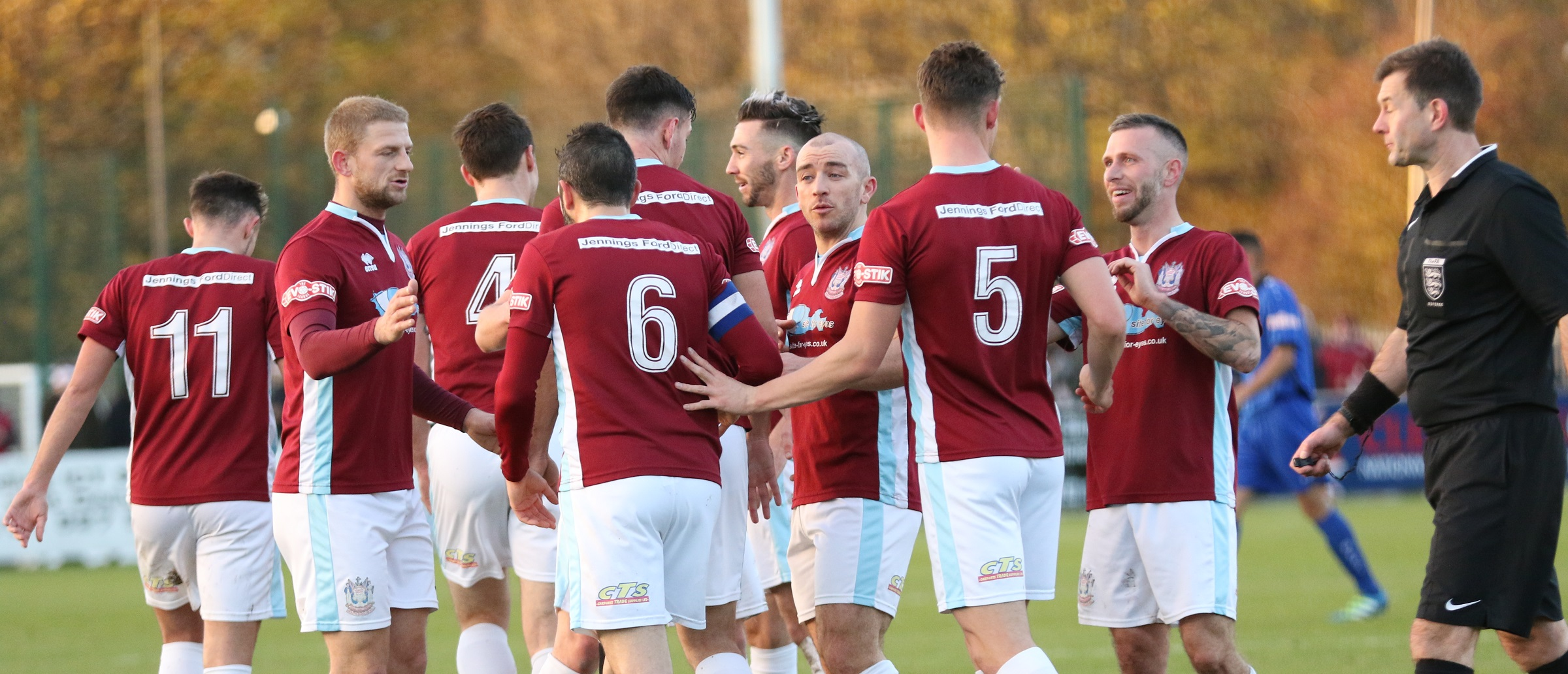Match Preview: South Shields vs Ramsbottom United, Evo-Stik North