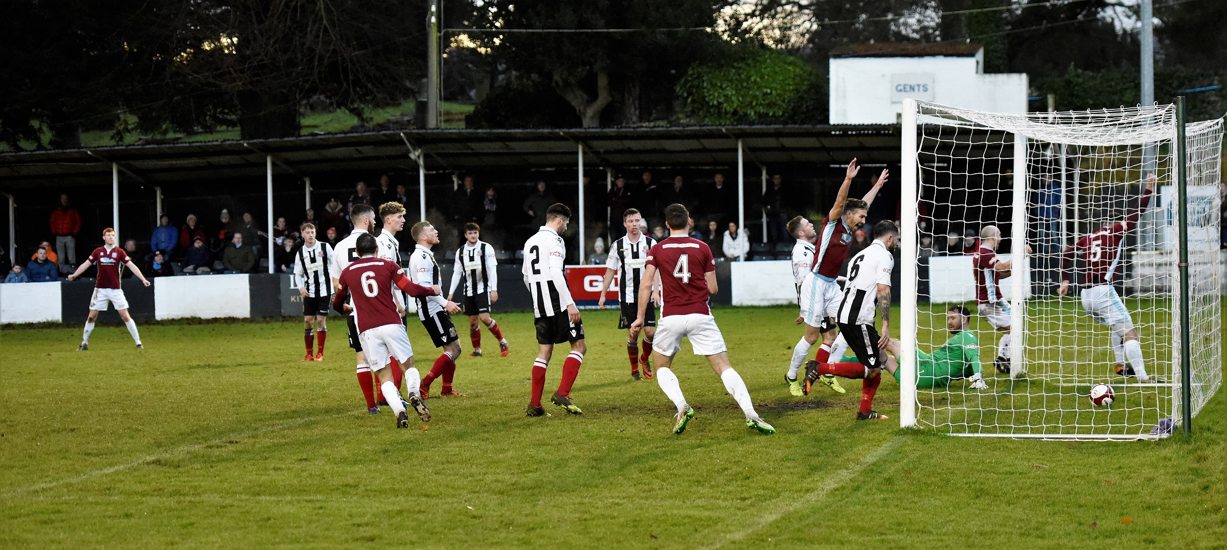 Kendal Town vs South Shields