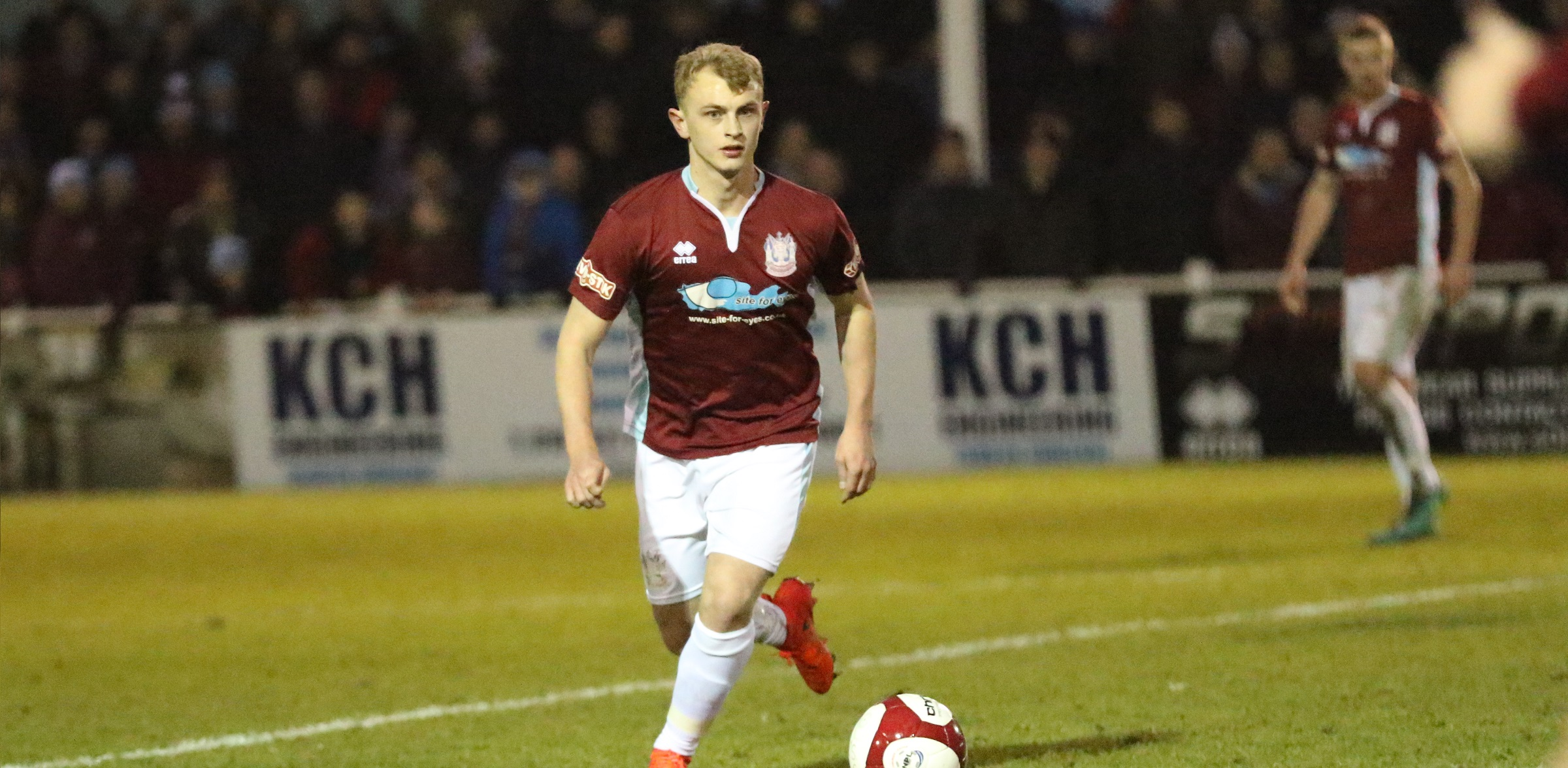 Fenton tips youngster Wright to make big impact at Shields