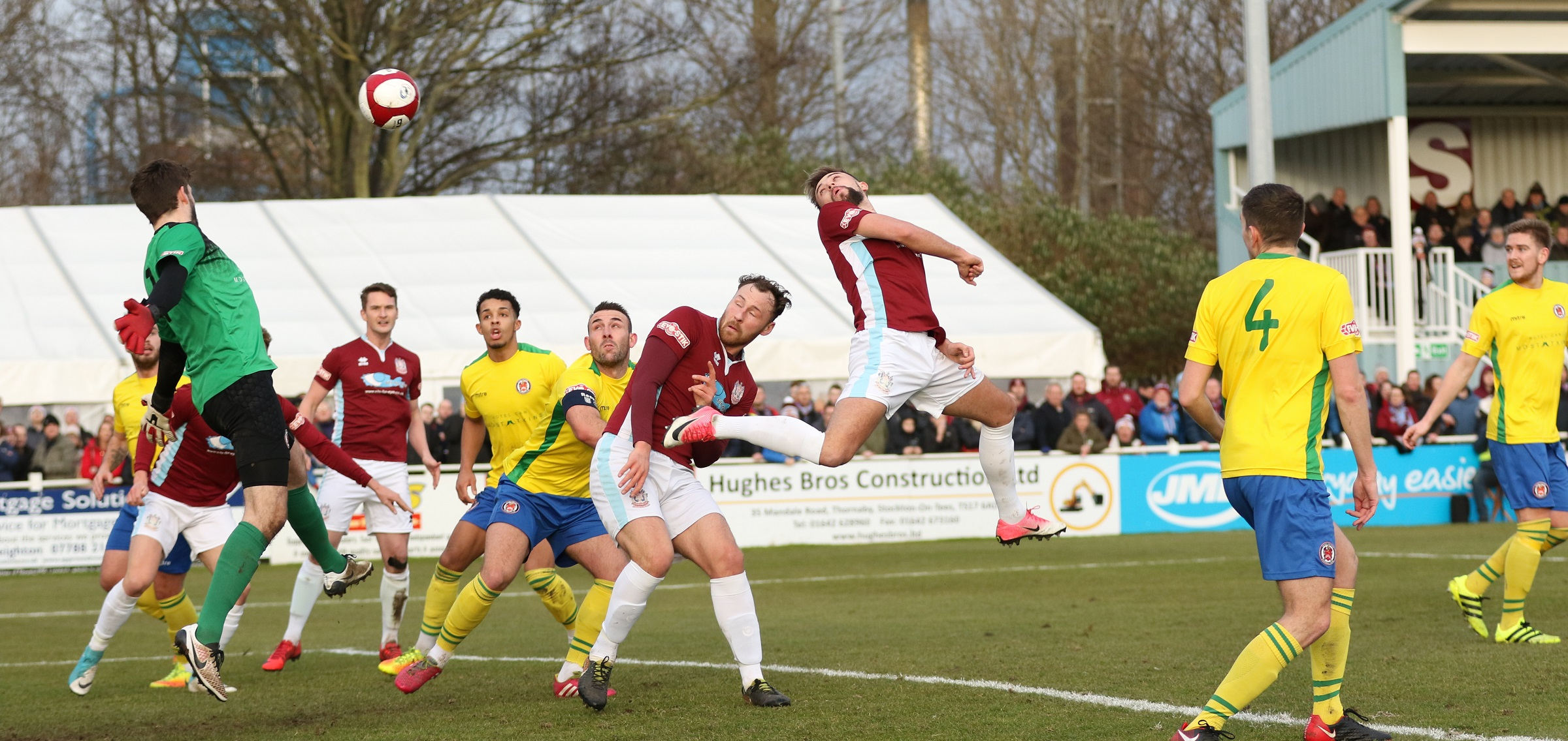 South Shields vs Hyde United