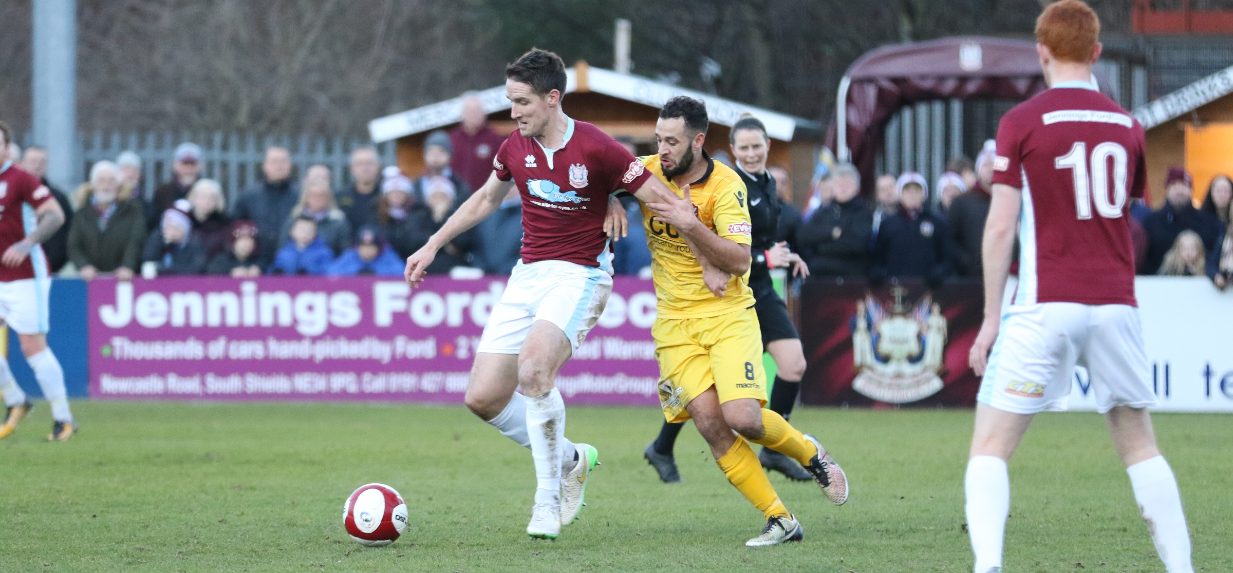 Match Preview: South Shields vs Radcliffe FC, Evo-Stik North