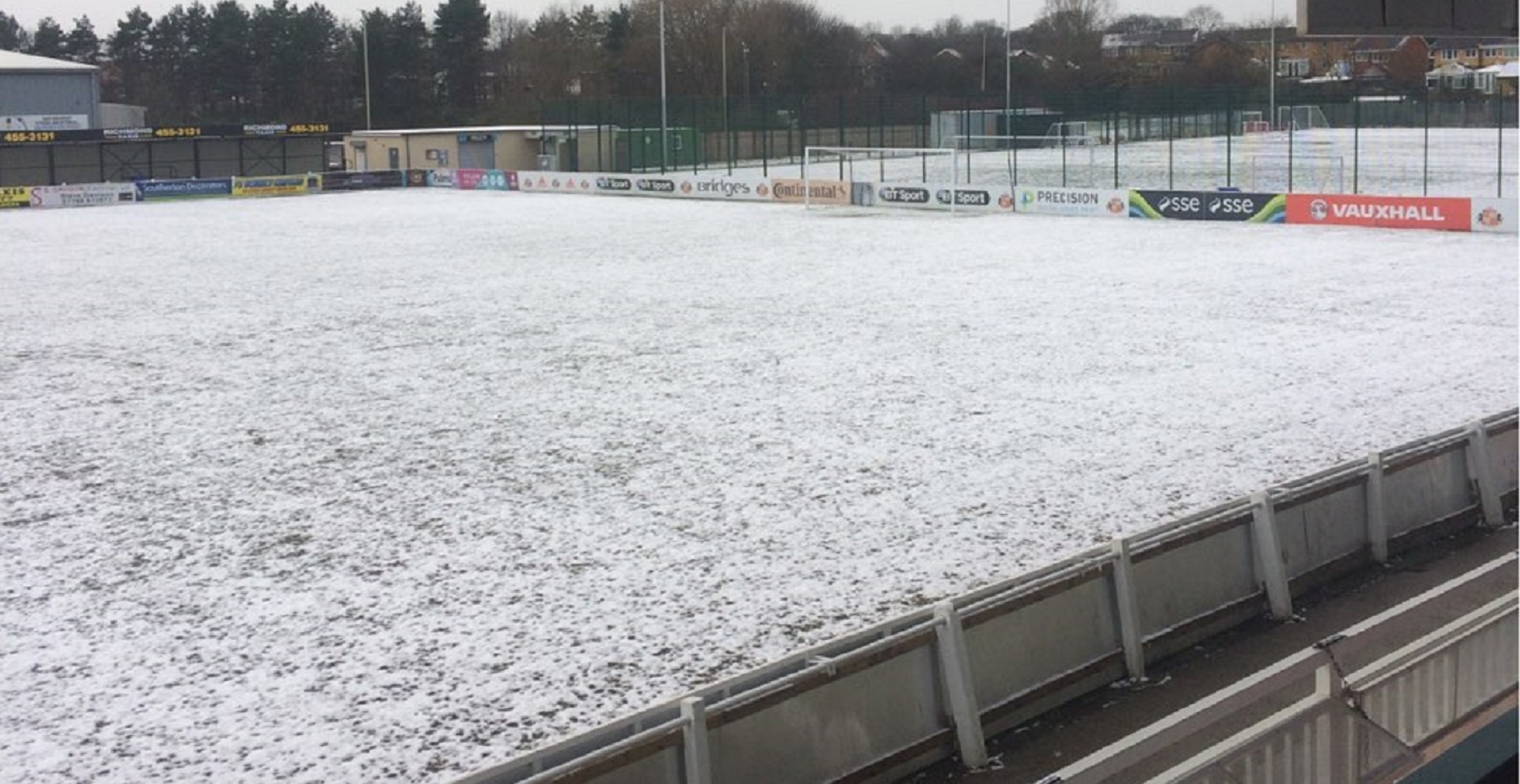 3G bookings cancelled due to severe weather conditions