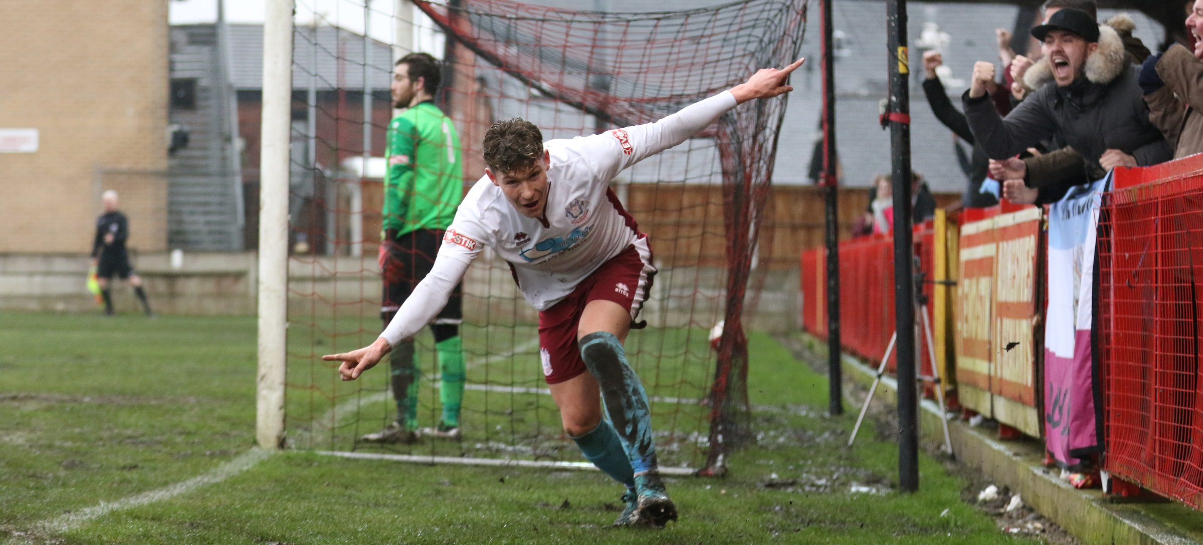 Droylsden vs South Shields